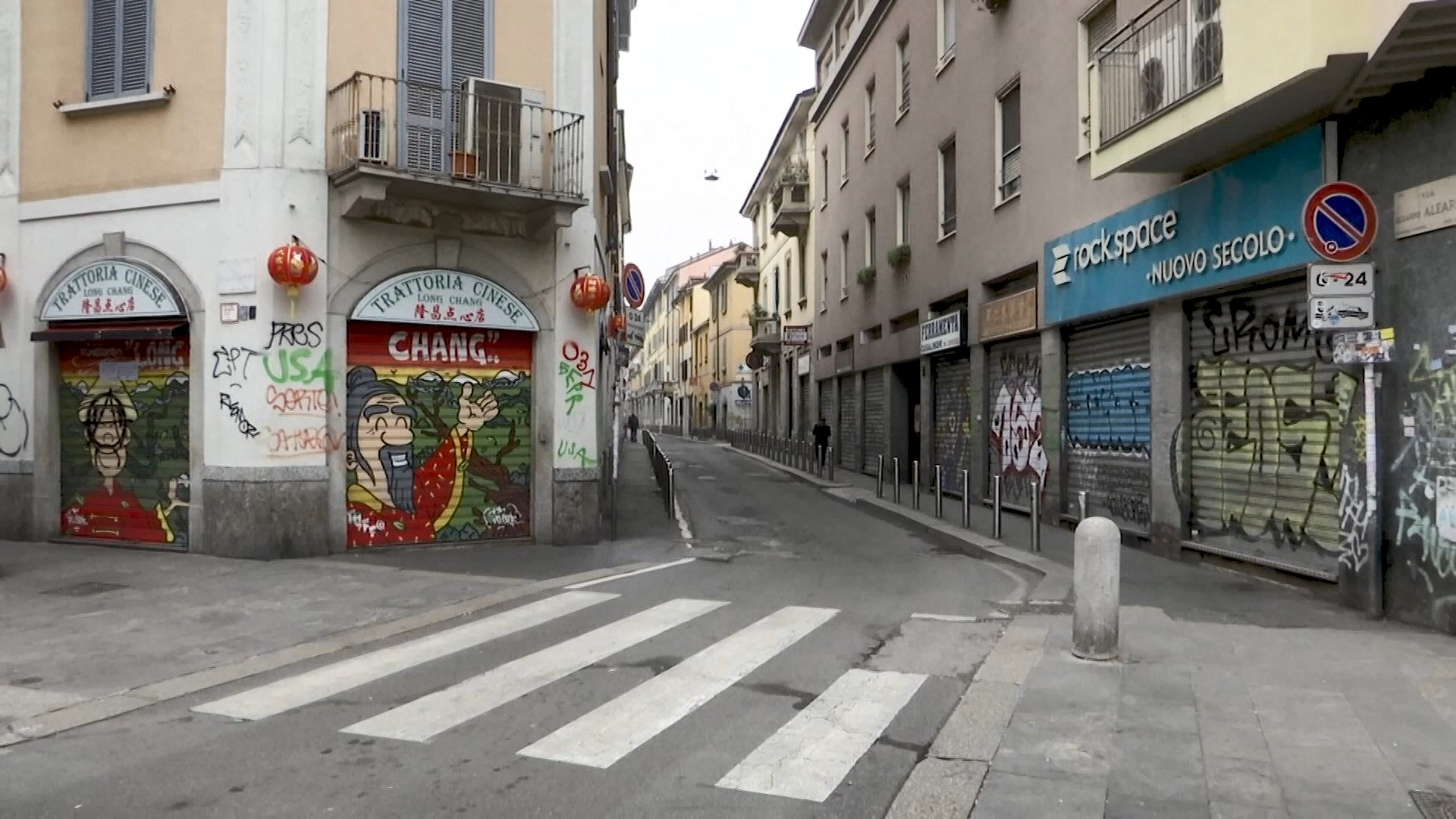 意大利確診個案增至逾320宗 有當地華人稱受歧視