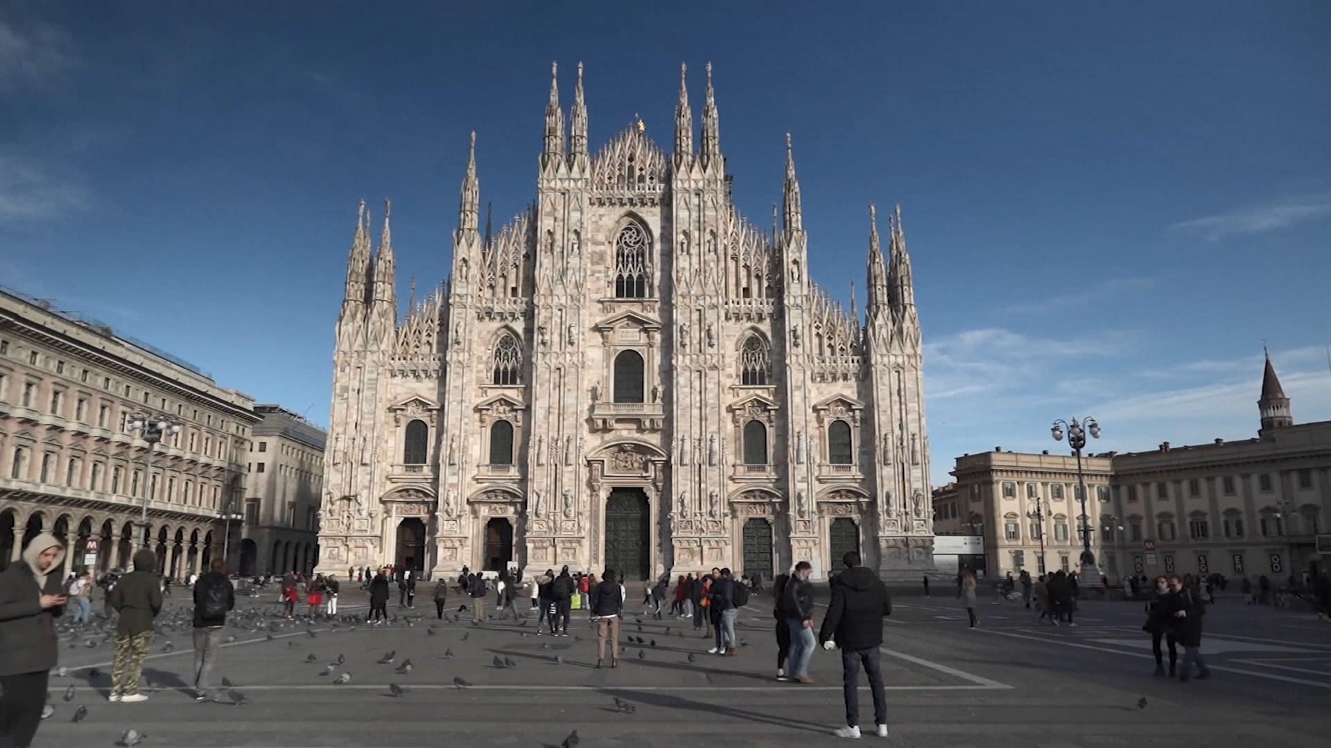 歐洲多國續出現確診個案 患者與意大利有關
