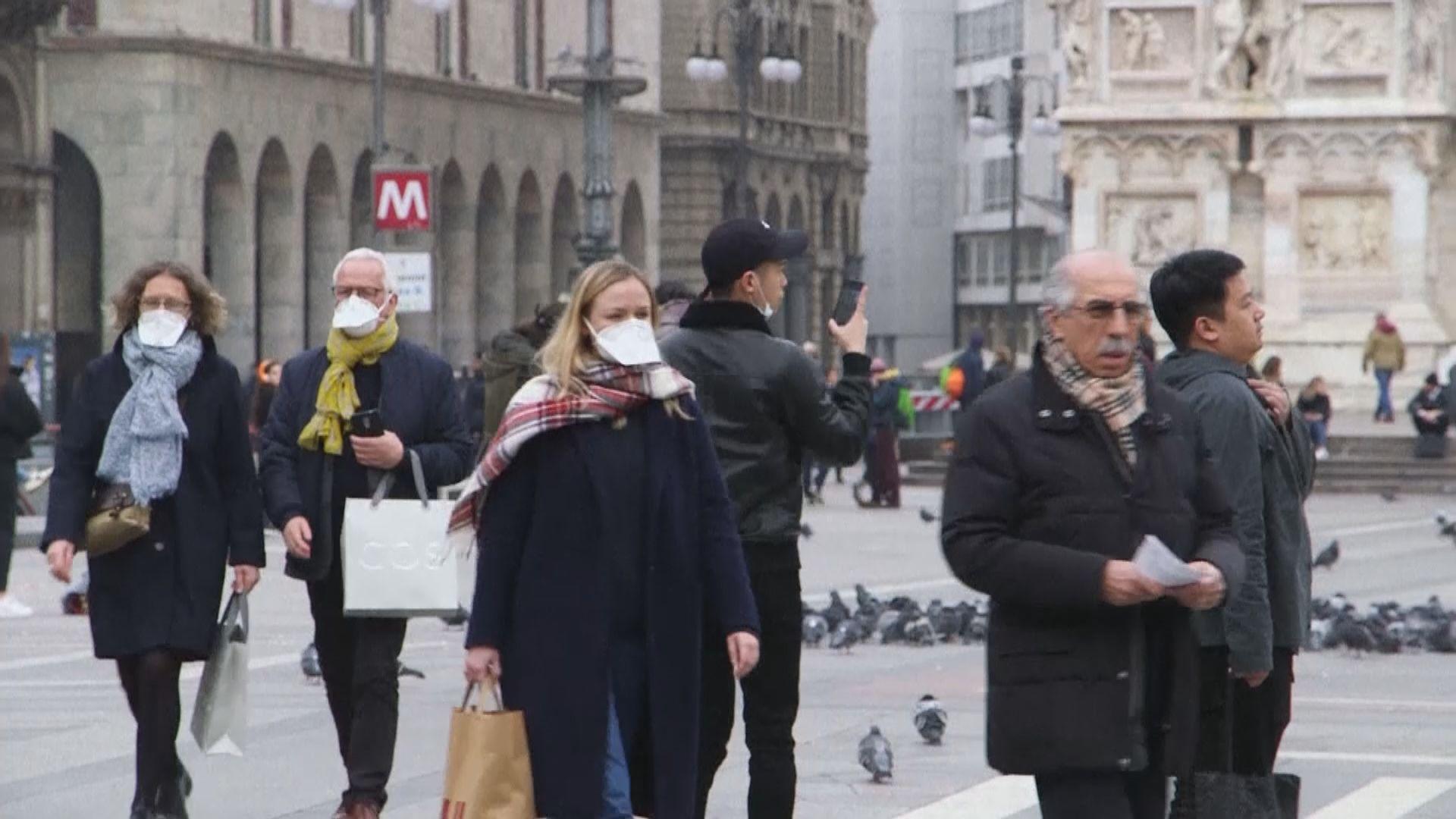 意確診個案破2500宗 法國全部口罩由政府統一分配
