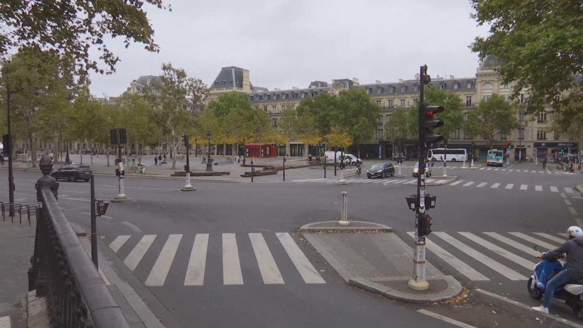 法國增逾三百宗確診 為疫症爆發以來單日最多