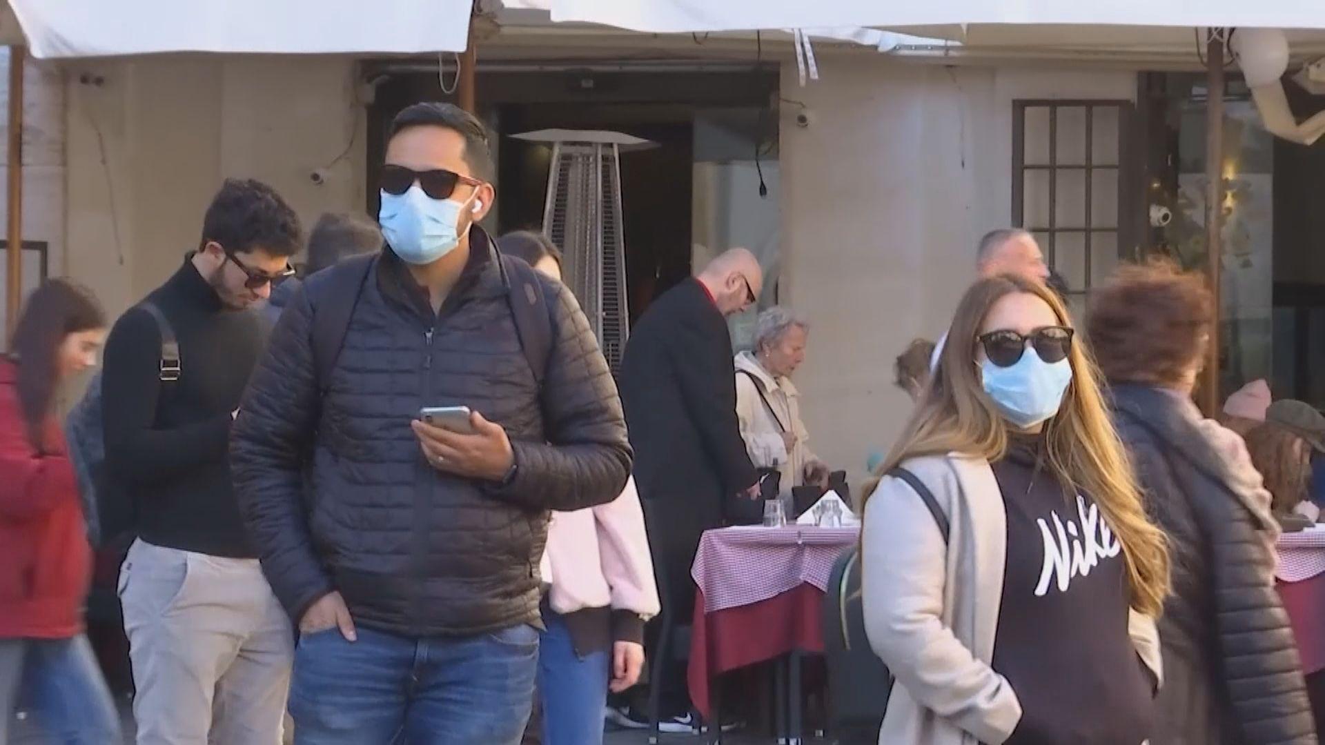 新型肺炎歐洲蔓延 德法確診數字分別破千
