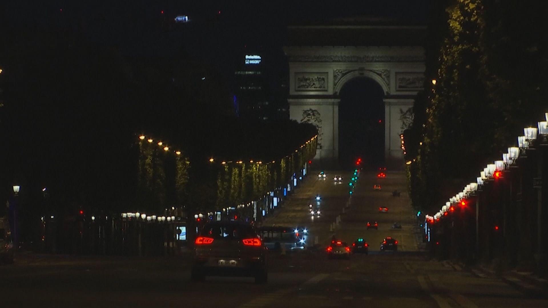 西班牙及法國周一進一步放寬限制措施