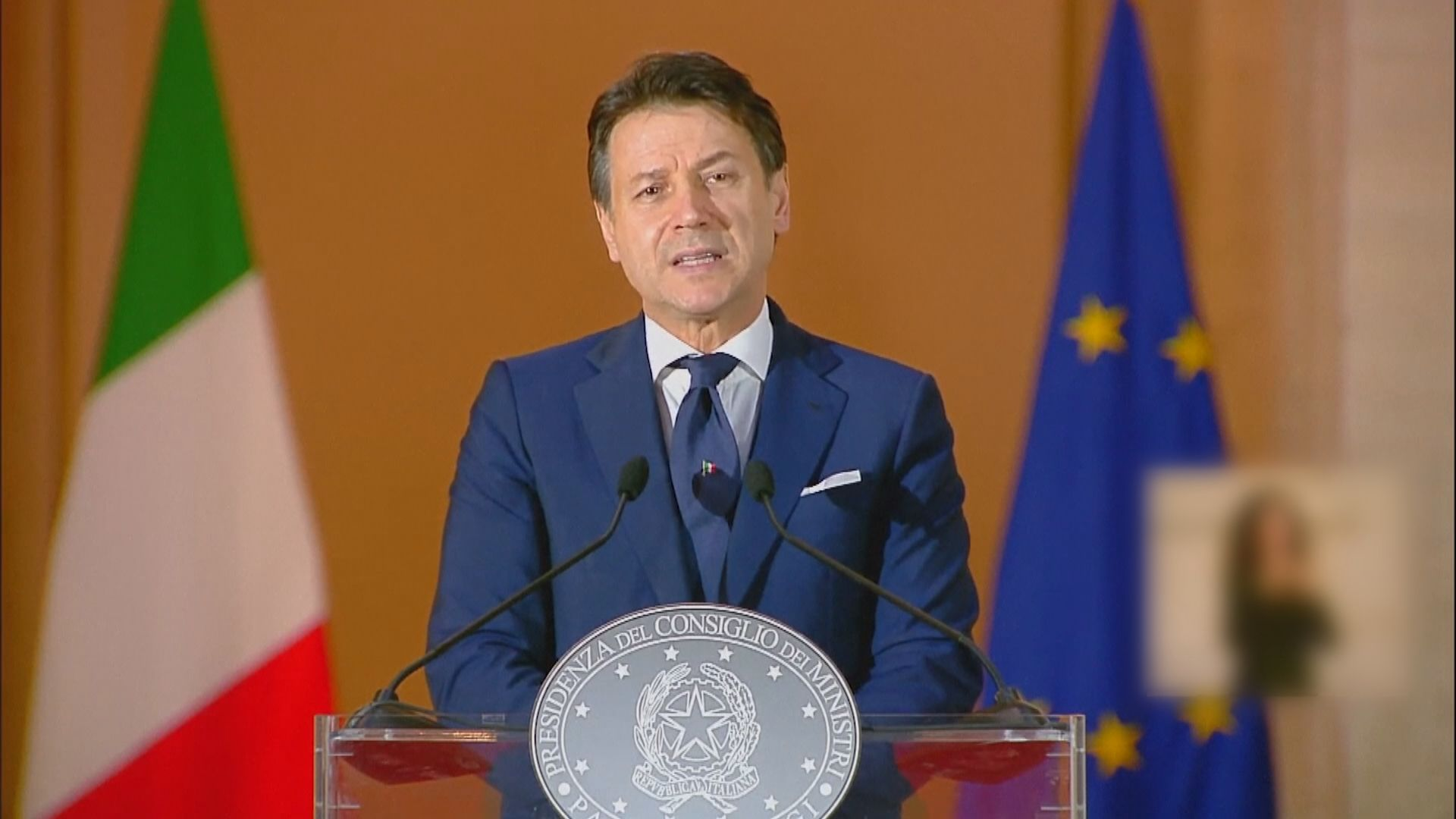 意大利再放寬限制 總理承認重啟經濟或致疫情再爆發