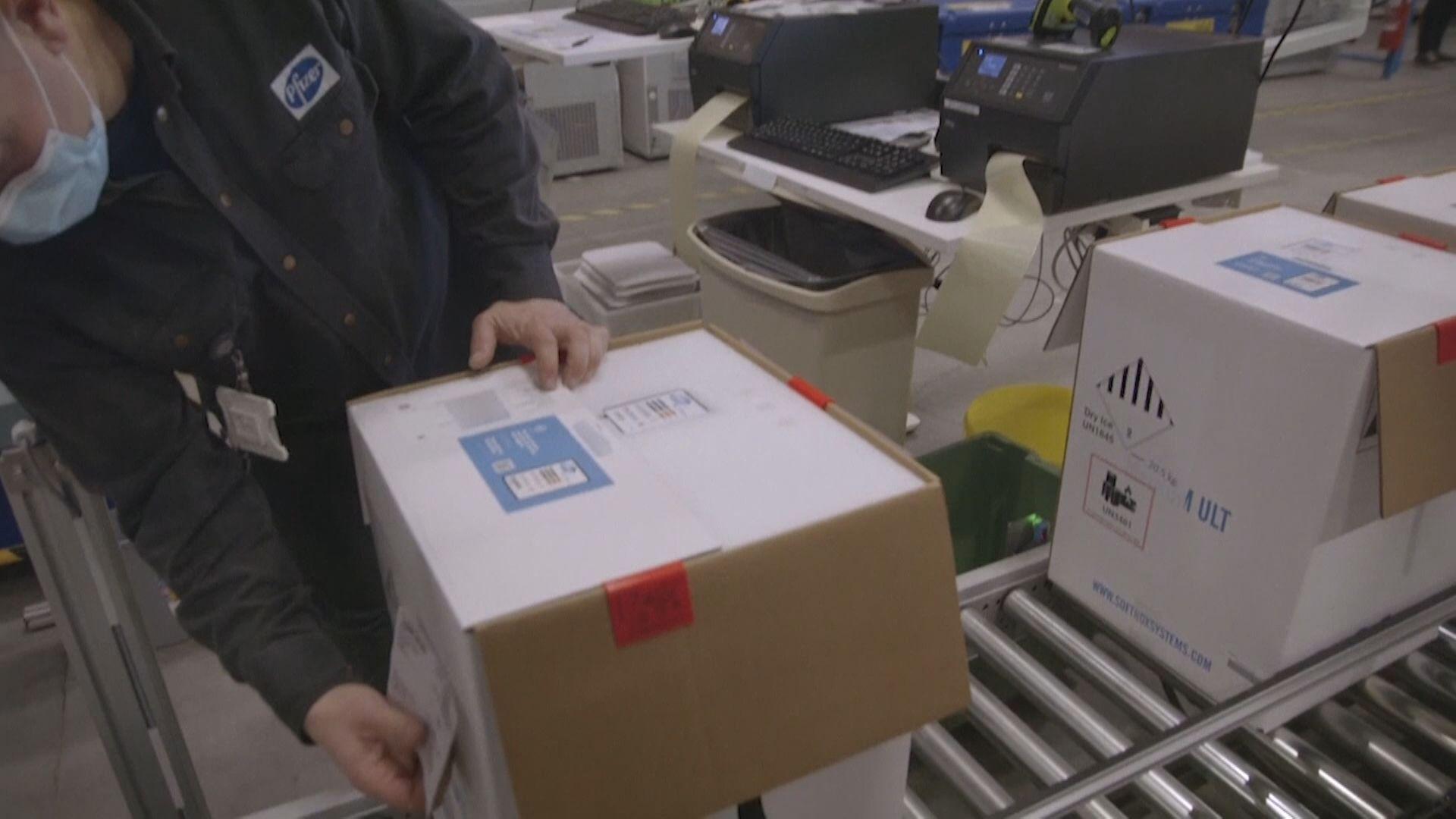 西班牙及德國因溫度控制延誤運送新冠病毒疫苗