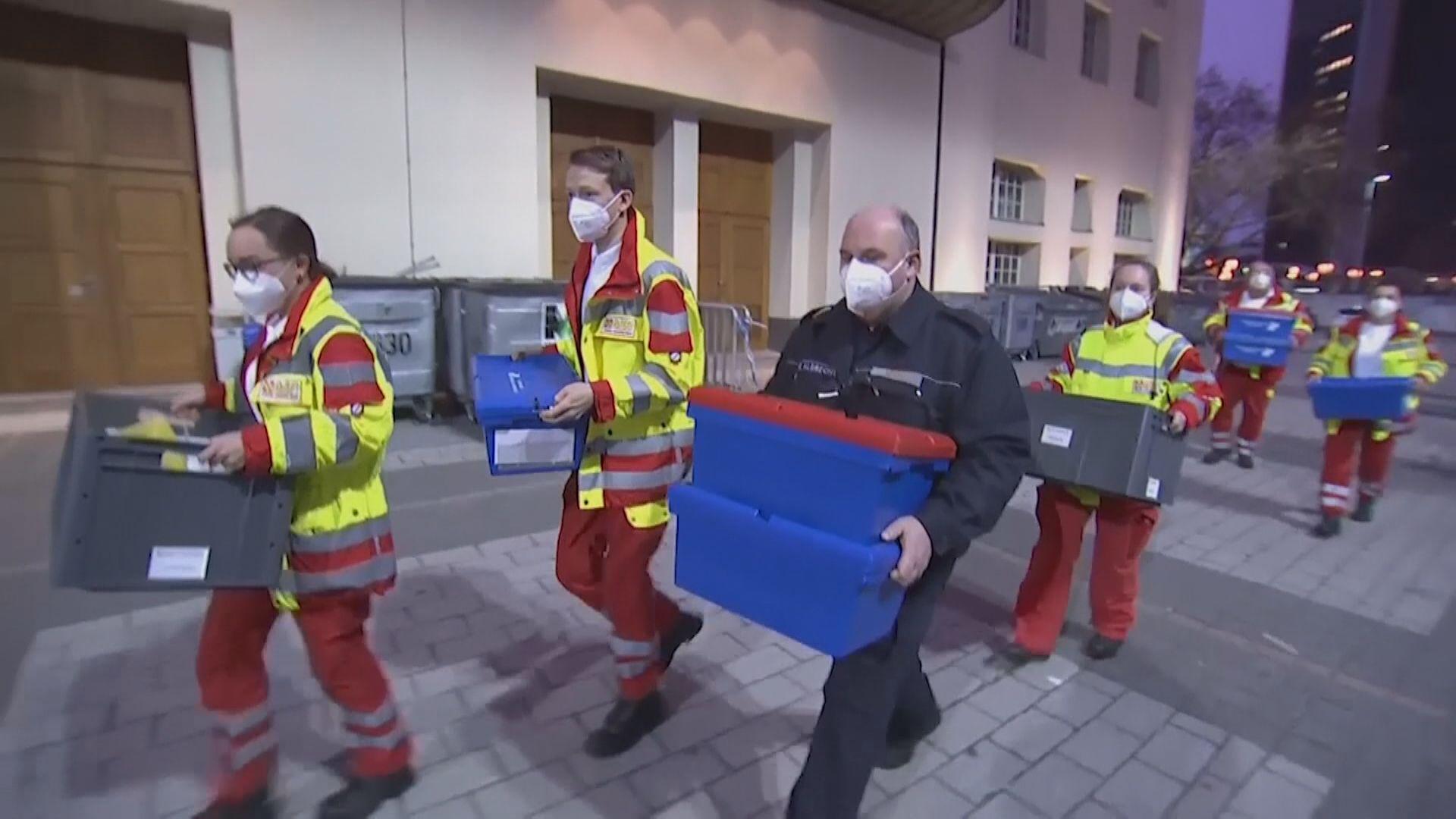 輝瑞疫苗運抵德國溫度過高 當局決定不用該批新冠疫苗