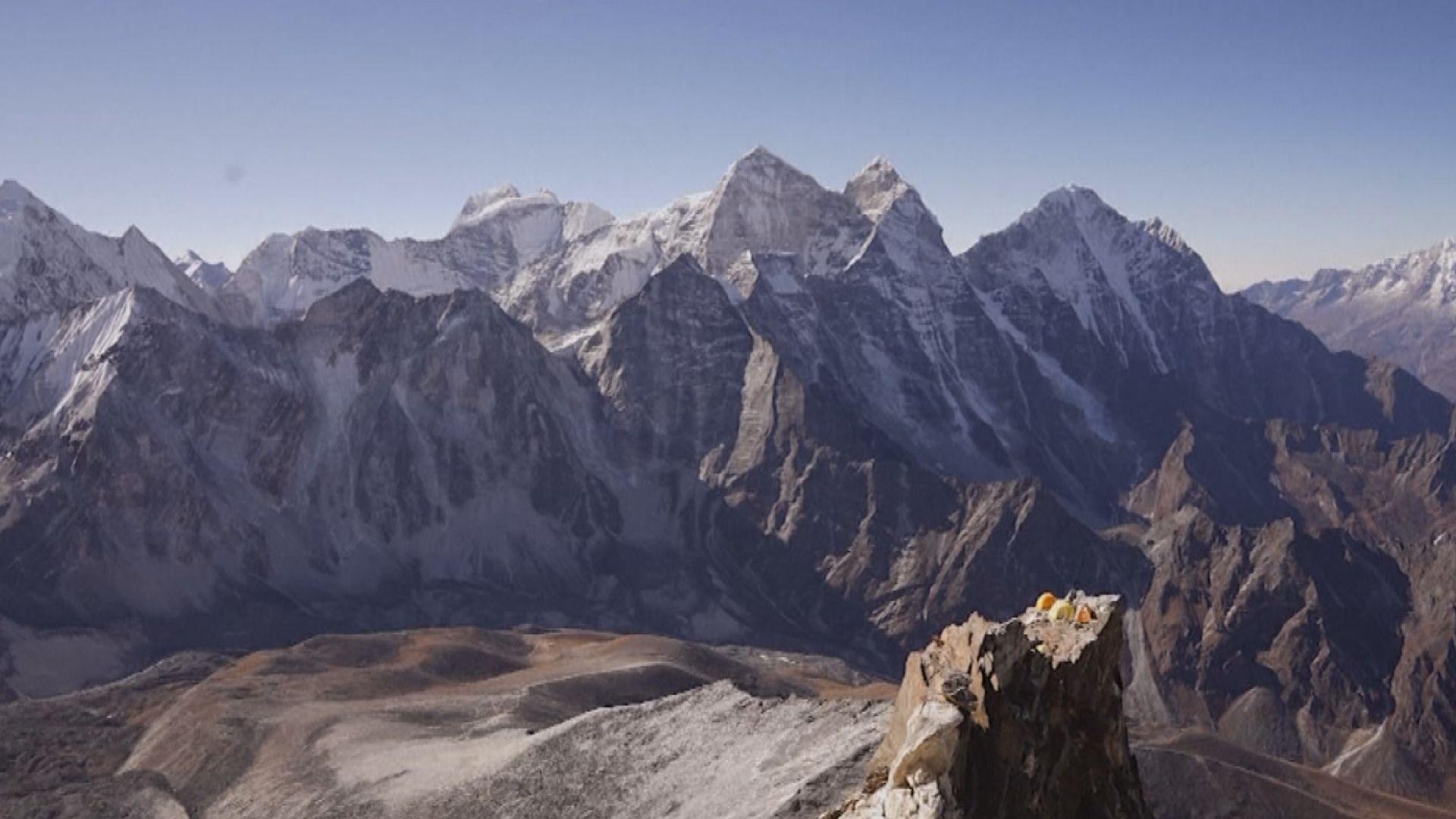 尼泊爾新冠疫情稍為緩和 下月開放外國人登珠峰