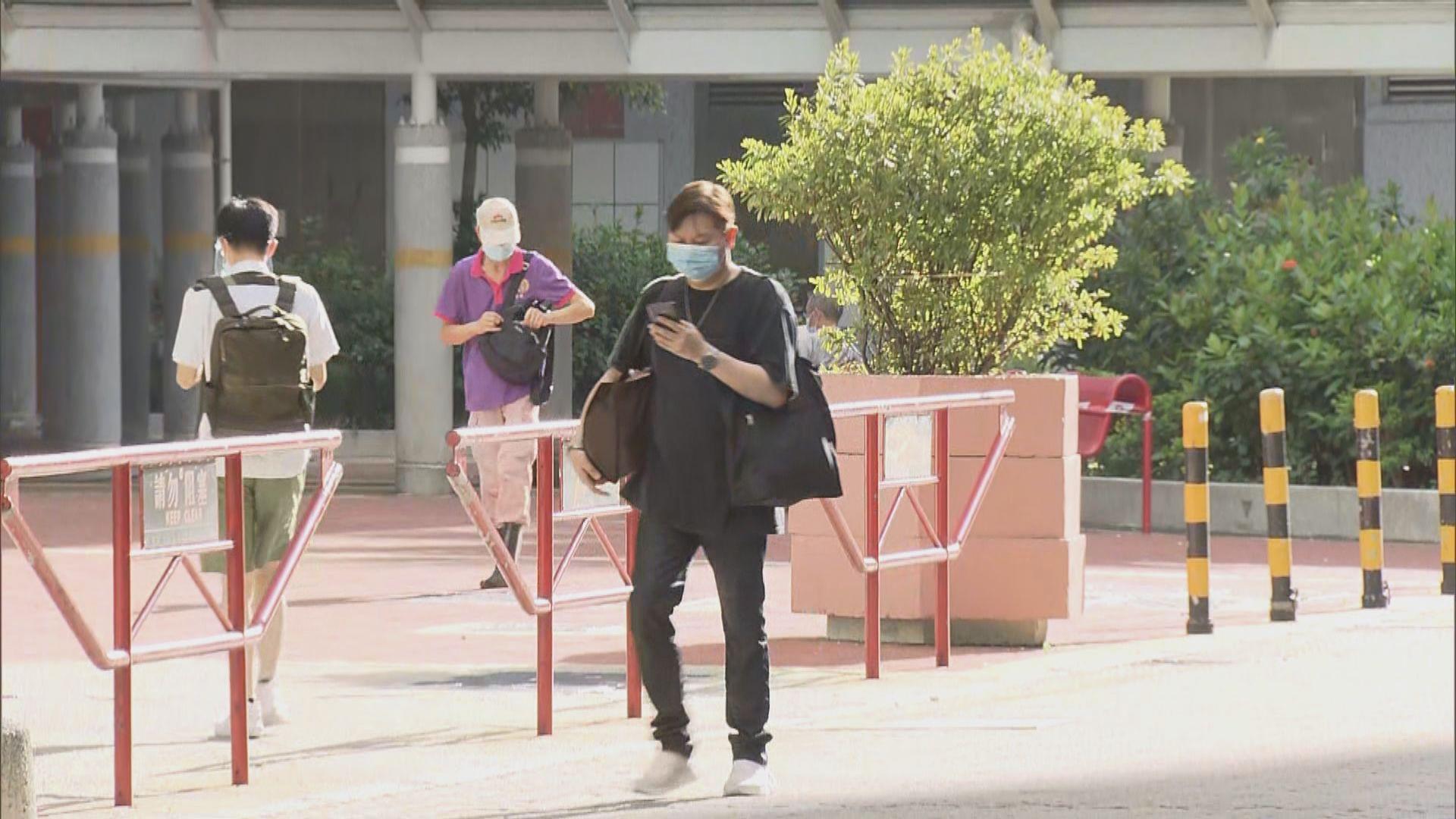 政府周二起安排慈雲山多條屋邨居民接受病毒檢測 料兩周內完成