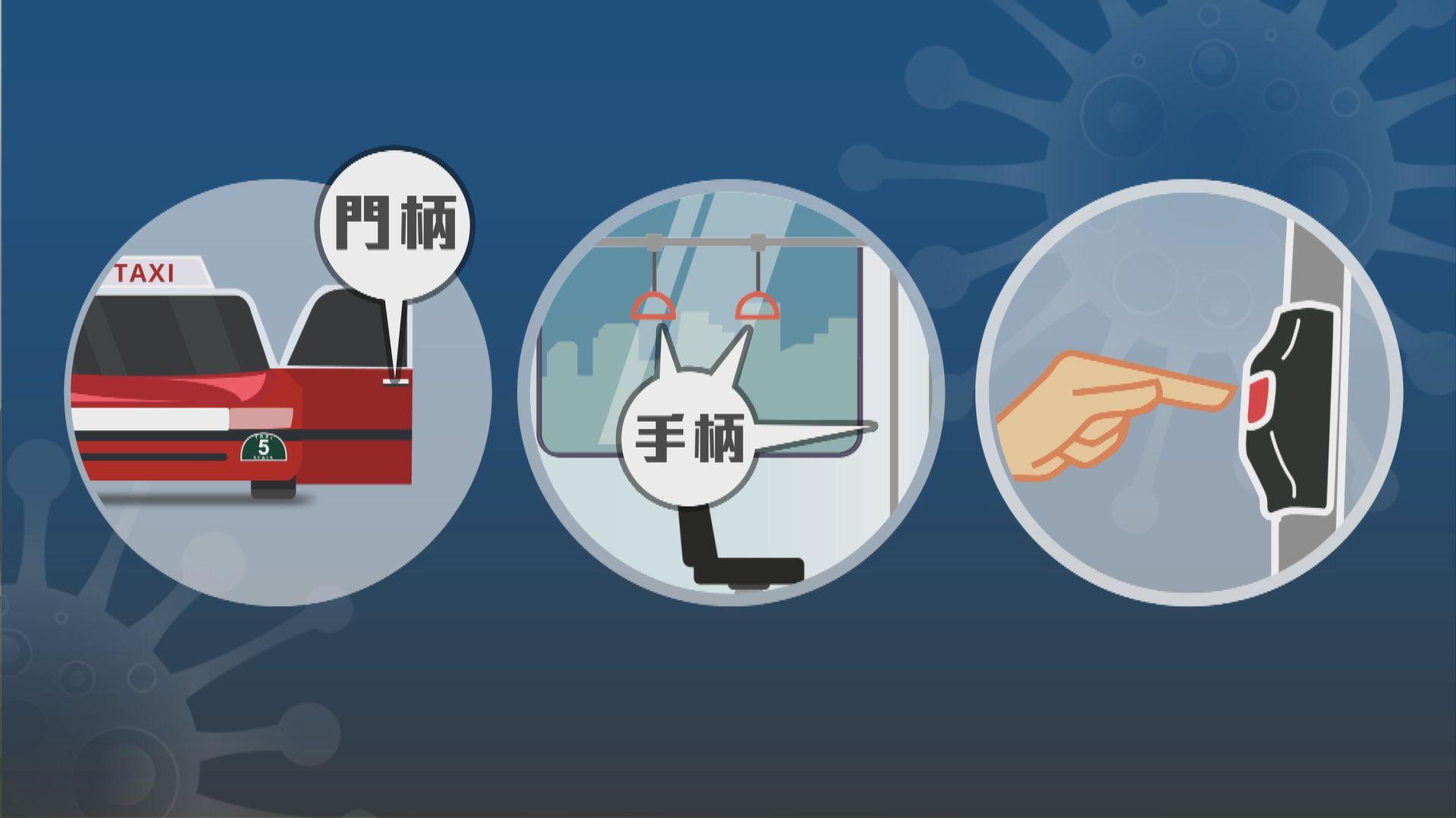【專家話你知】防疫貼士:交通工具篇