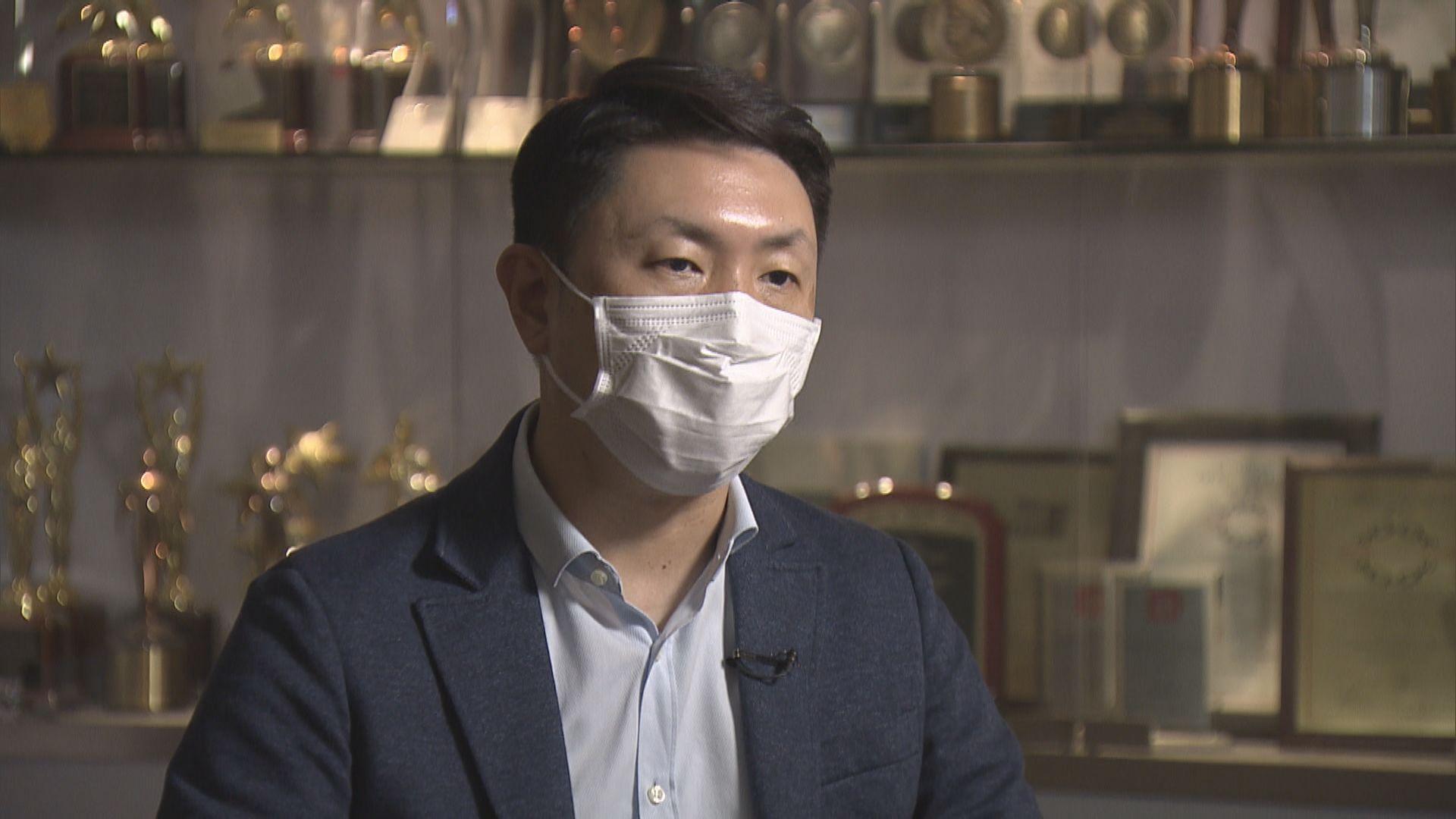 孔繁毅:未能排除東涌染疫外傭在社區感染