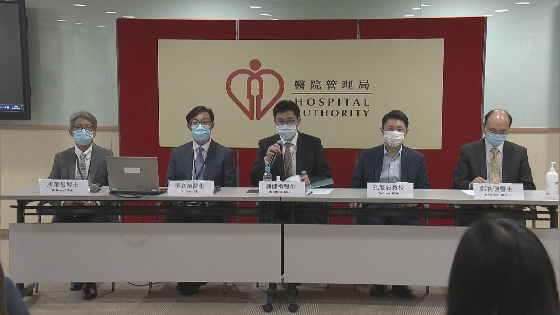 醫管局短期內啟用亞博館作社區治療設施