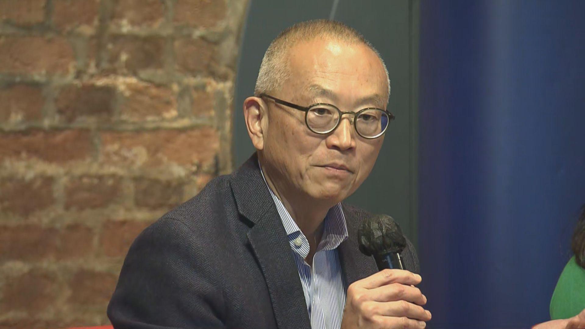 福田敬二:新型冠狀病毒有機會全球大流行