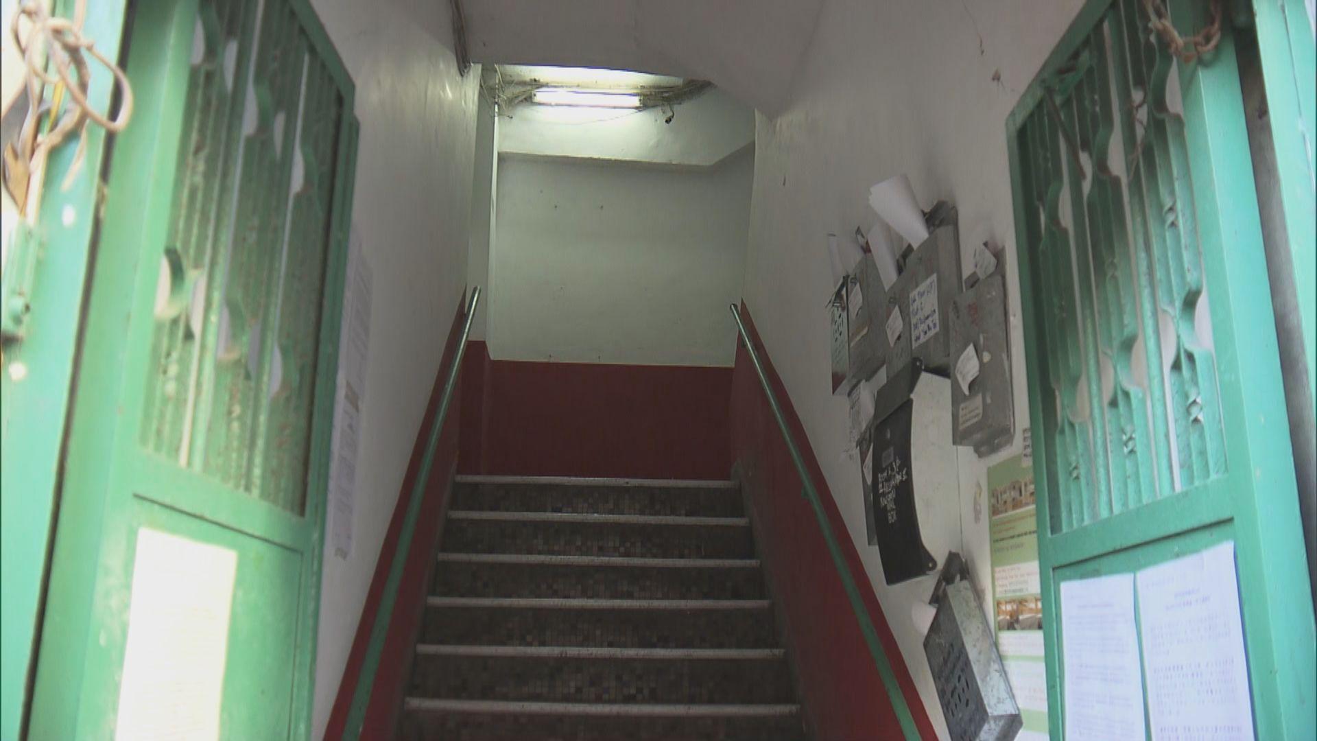 新填地街部分唐樓需強制檢測 居民指大廈衞生惡劣