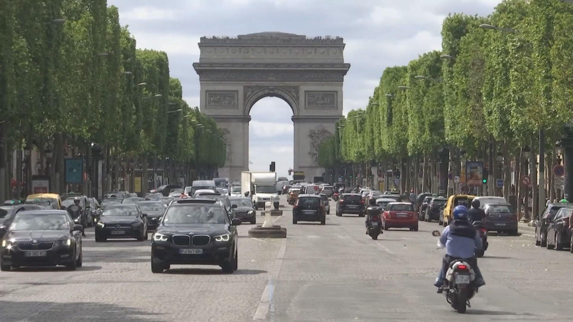 法國疫情持續峻或實施第三次封城
