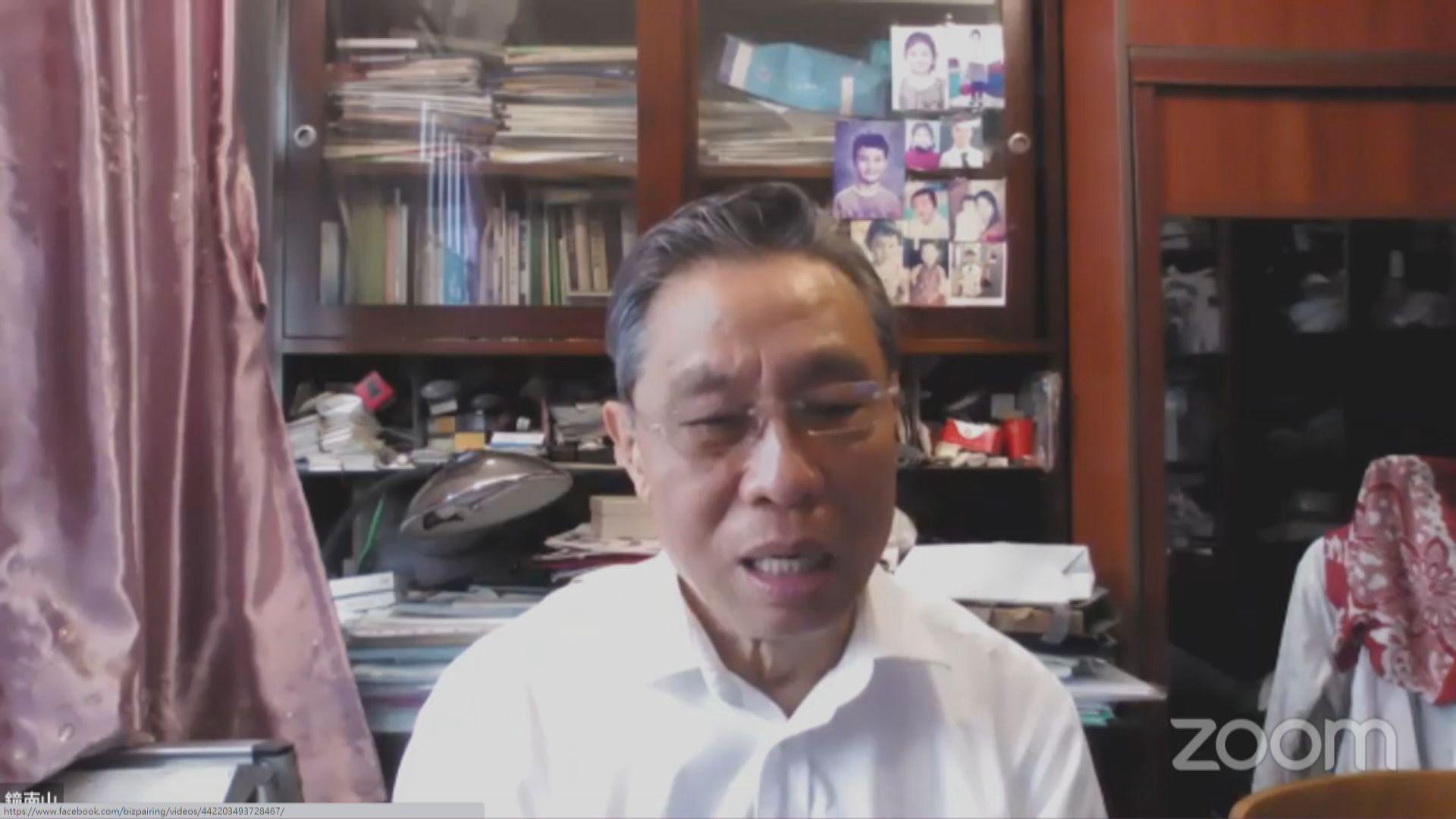 鍾南山:內地應提高新冠疫苗接種率