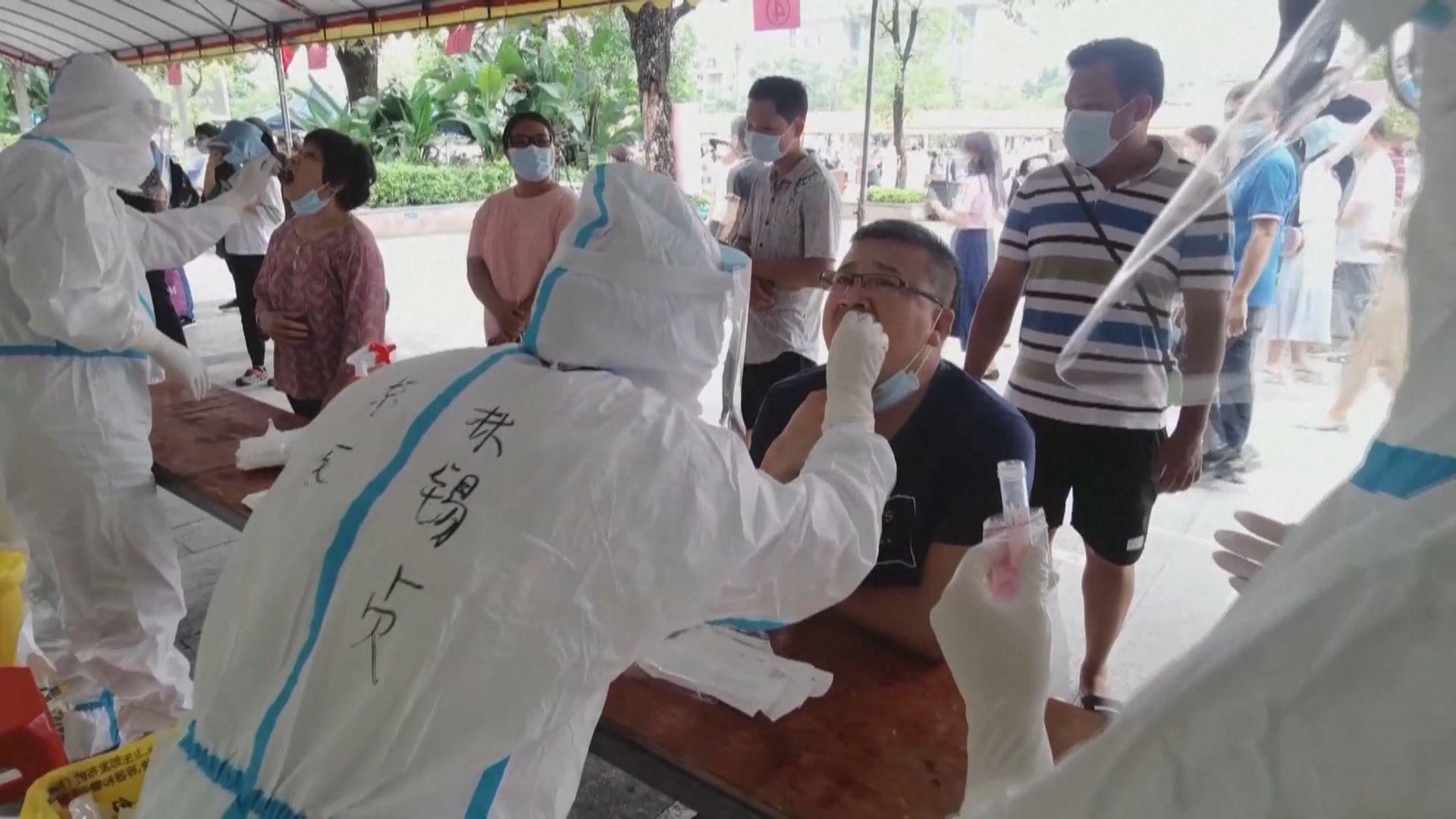 廣東增六宗新冠病毒本地確診個案