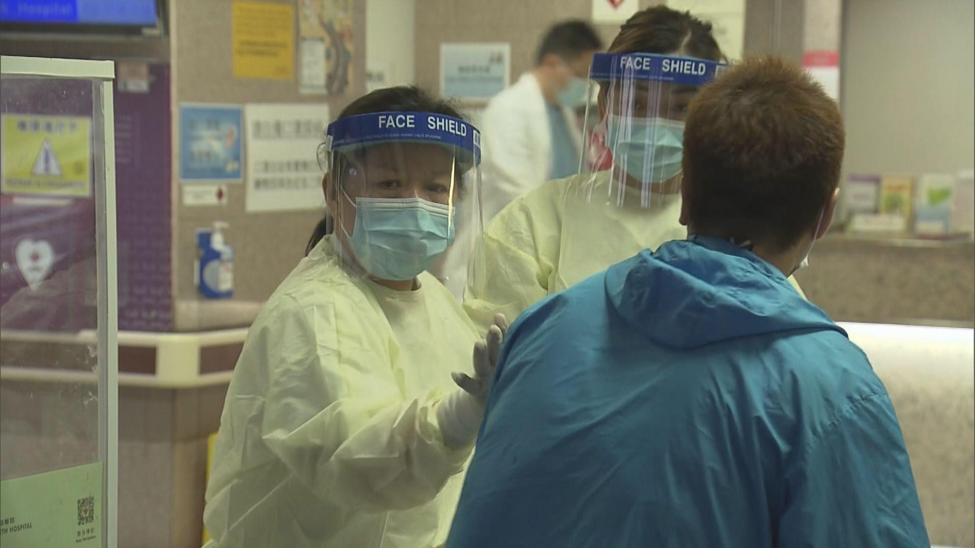 醫管局:外科口罩存倉量約1600萬個 僅夠使用一個月