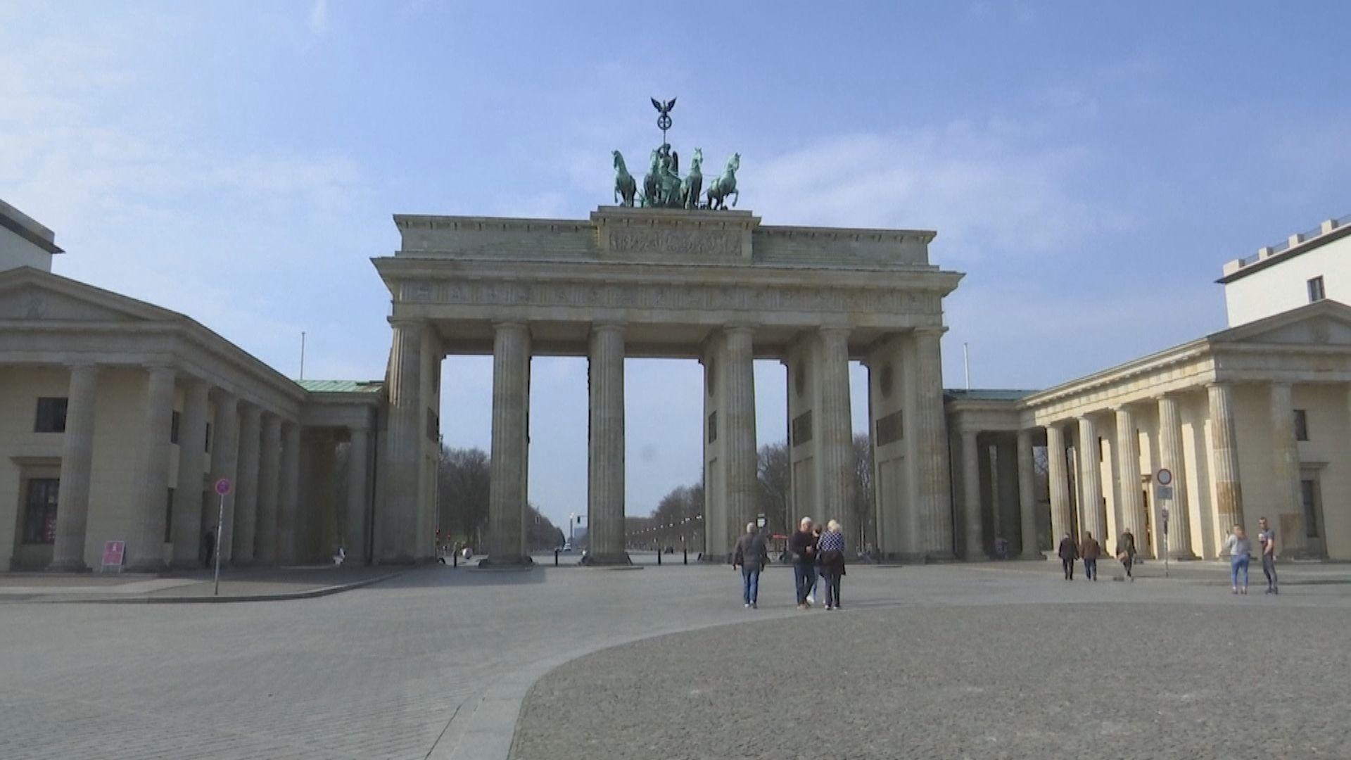 德國或延長封城防疫措施至下月中