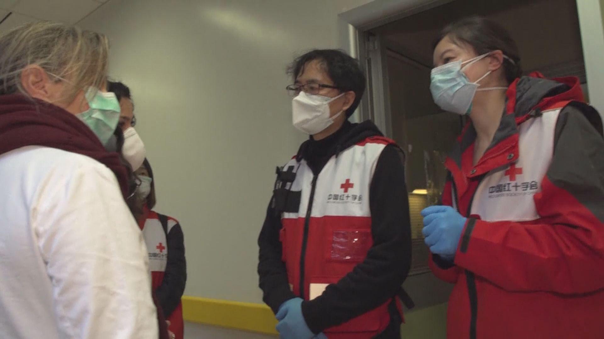 中國積極協助國際社會抗疫