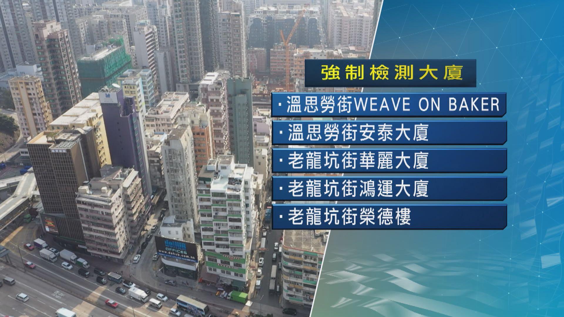 【附大廈名單】紅磡11幢大廈污水樣本呈陽性納入強檢
