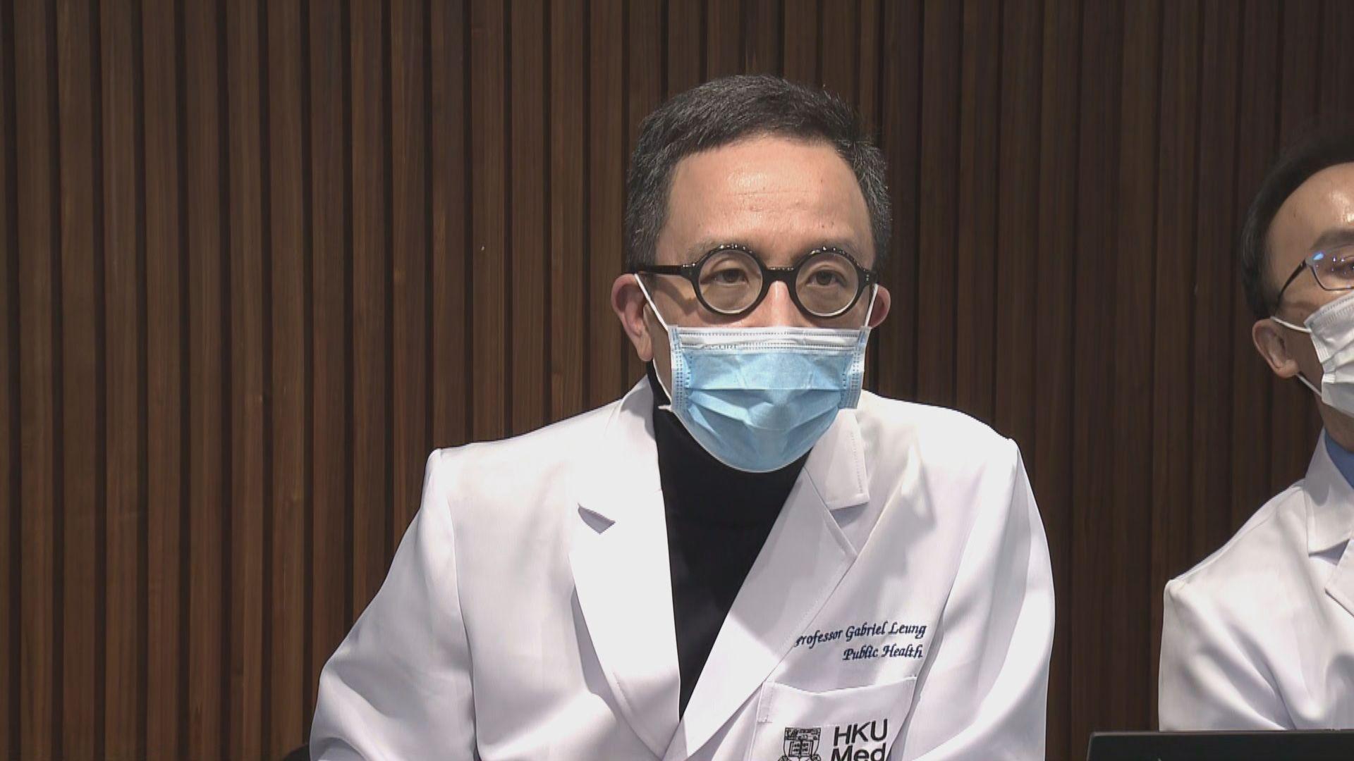 梁卓偉:港府採取的防疫措施絕對不足夠