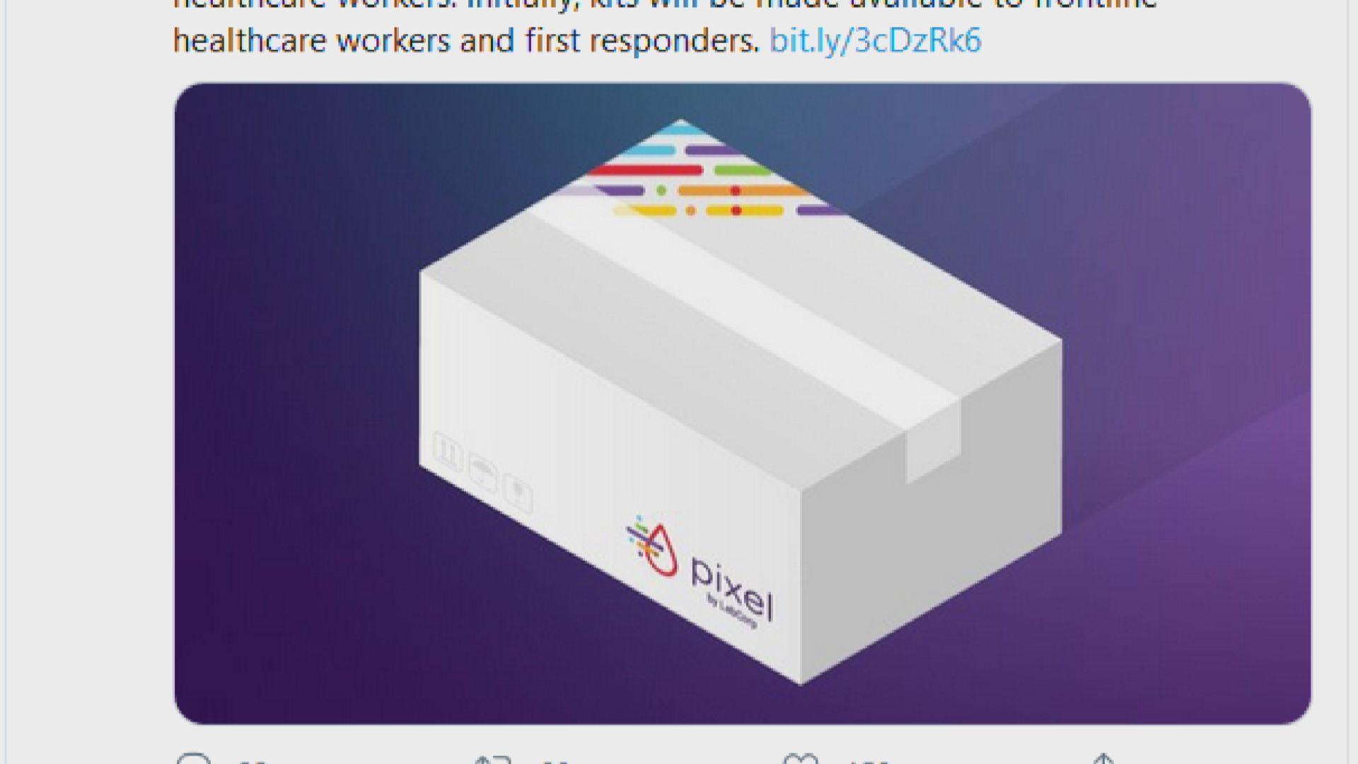 美國首個新冠病毒家中採樣檢測盒獲批使用