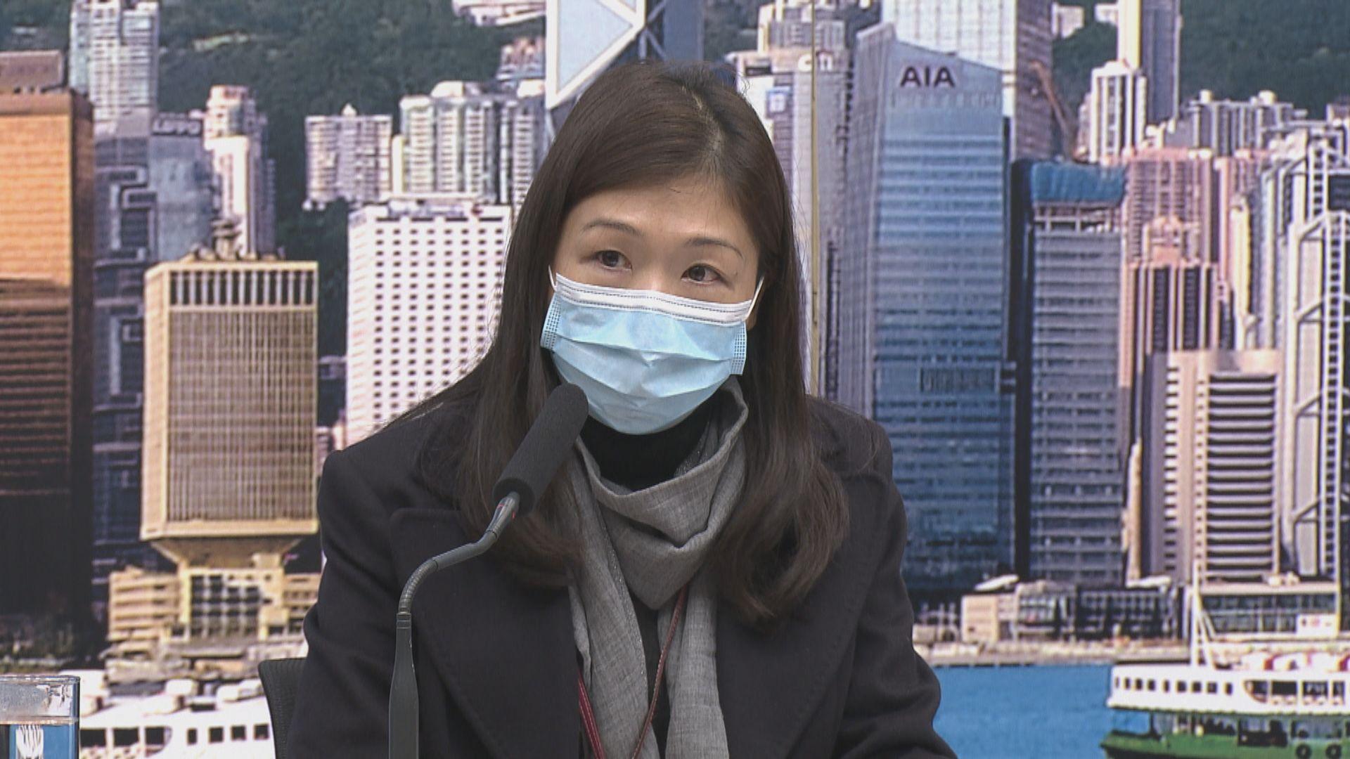 醫管局:外科口罩存量1600萬個 少量訂貨分批抵港