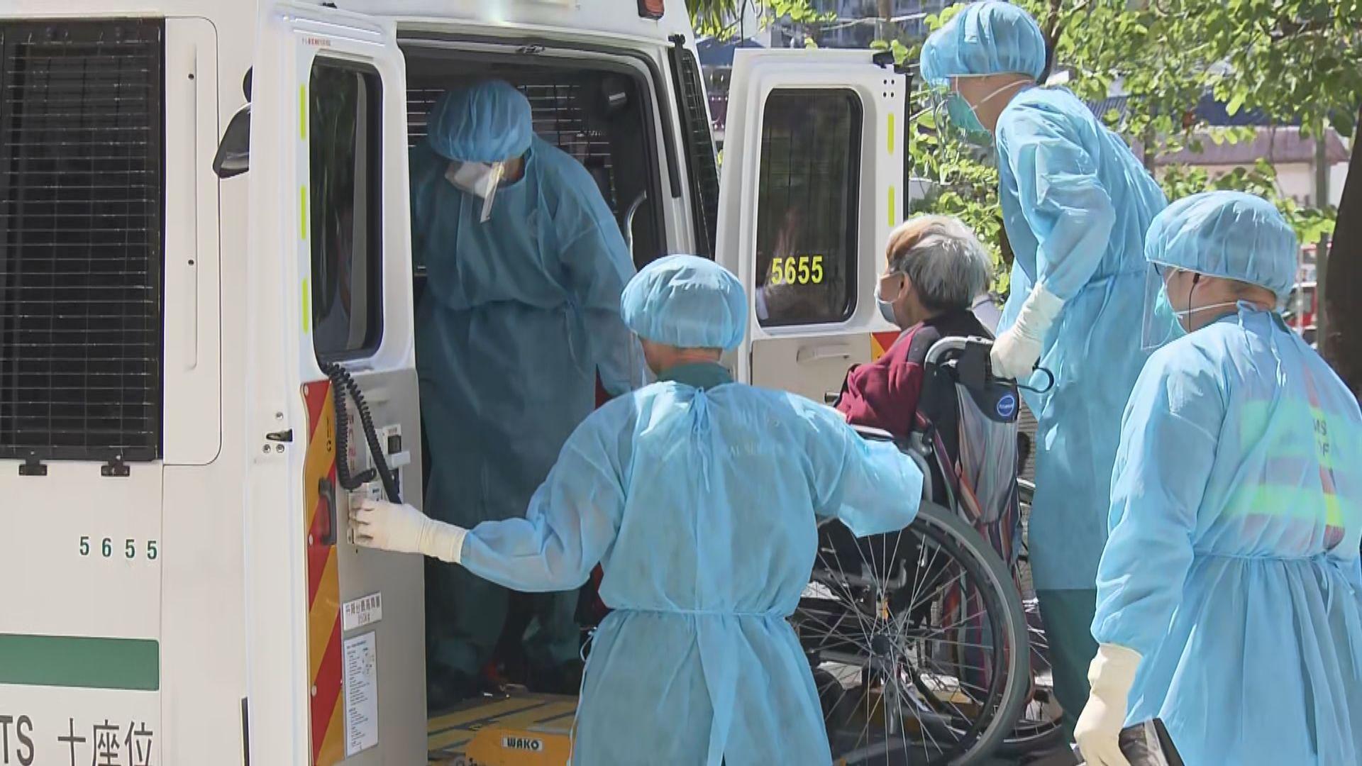 消息:隆亨長者之家院友撤至西貢老人度假中心檢疫