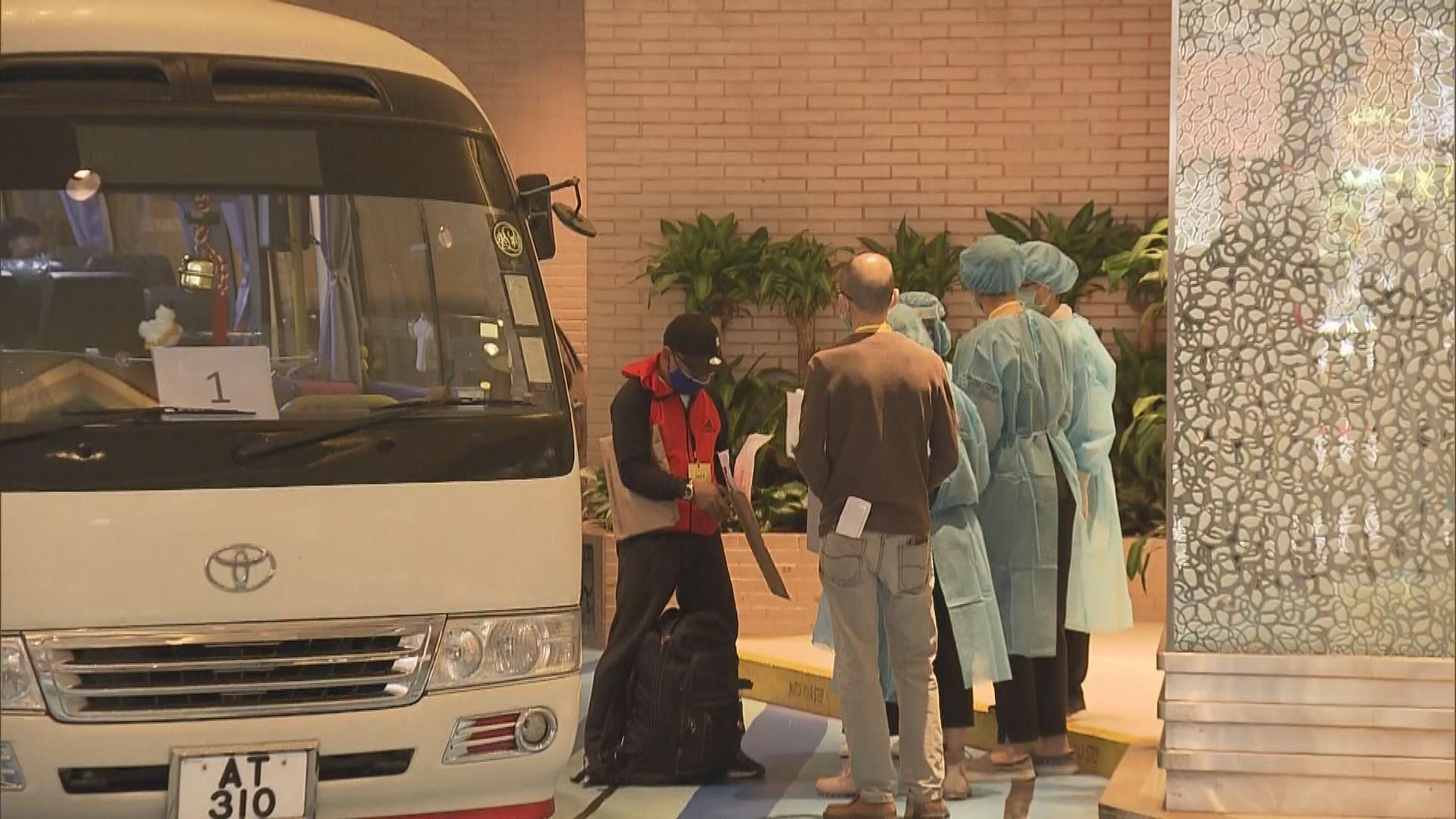 防護中心料首日約300人安排到富豪東方酒店留宿