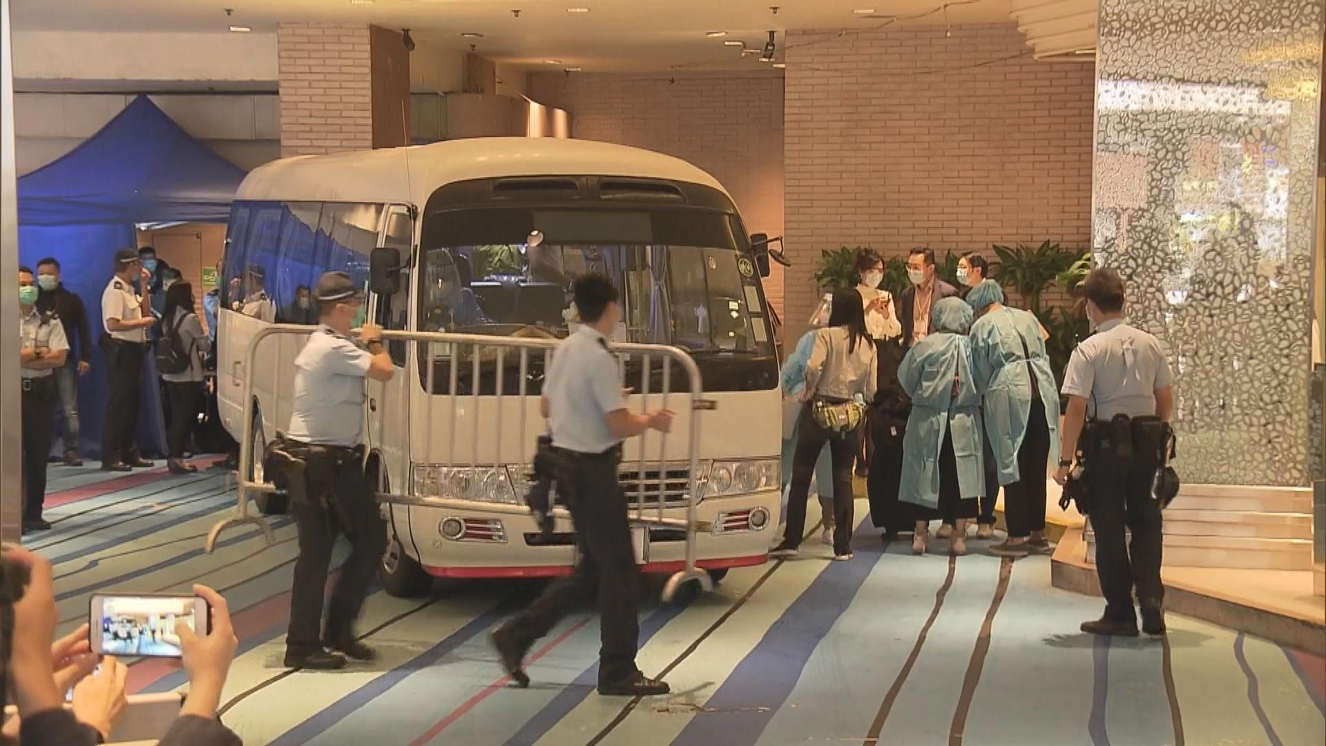 富豪東方酒店開始接收旅客留宿 附近居民表憂慮