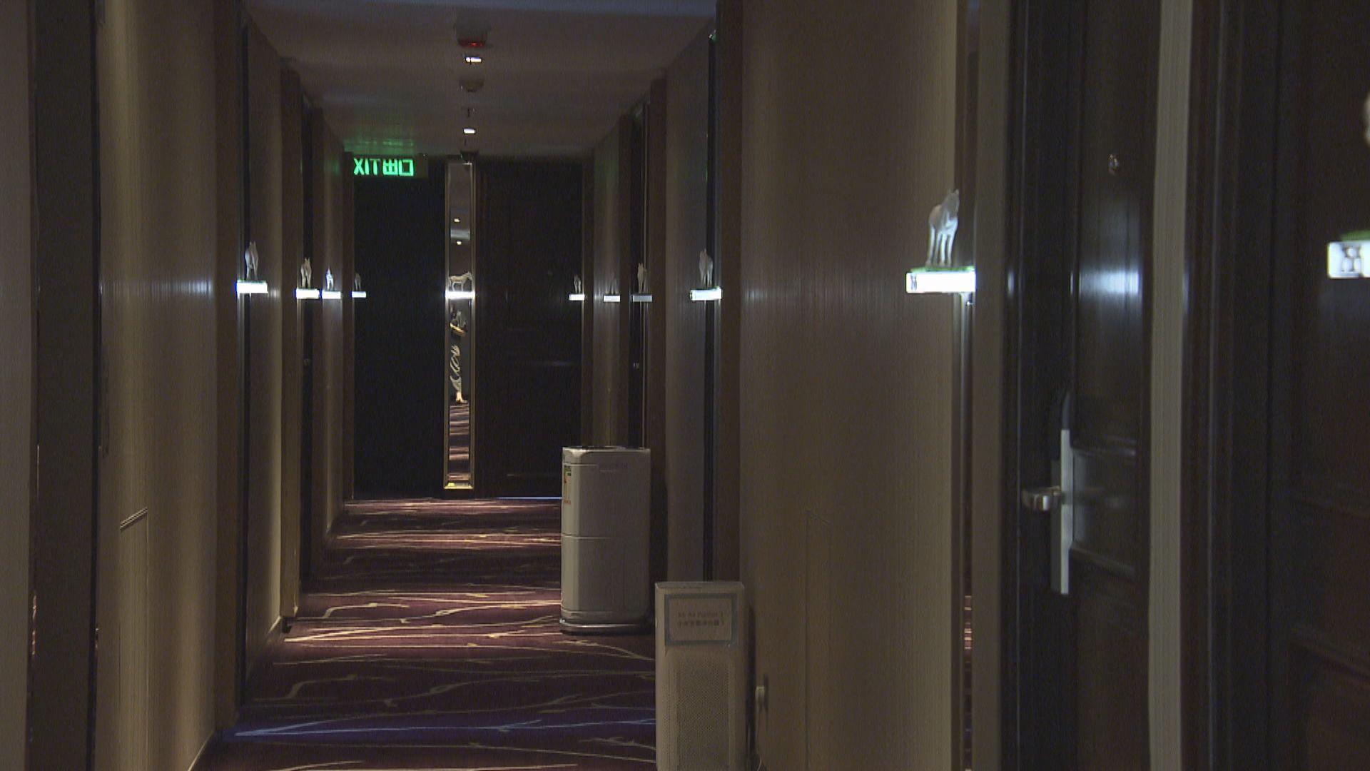 第二輪指定檢疫酒店八成三房間每晚房價低於1000元