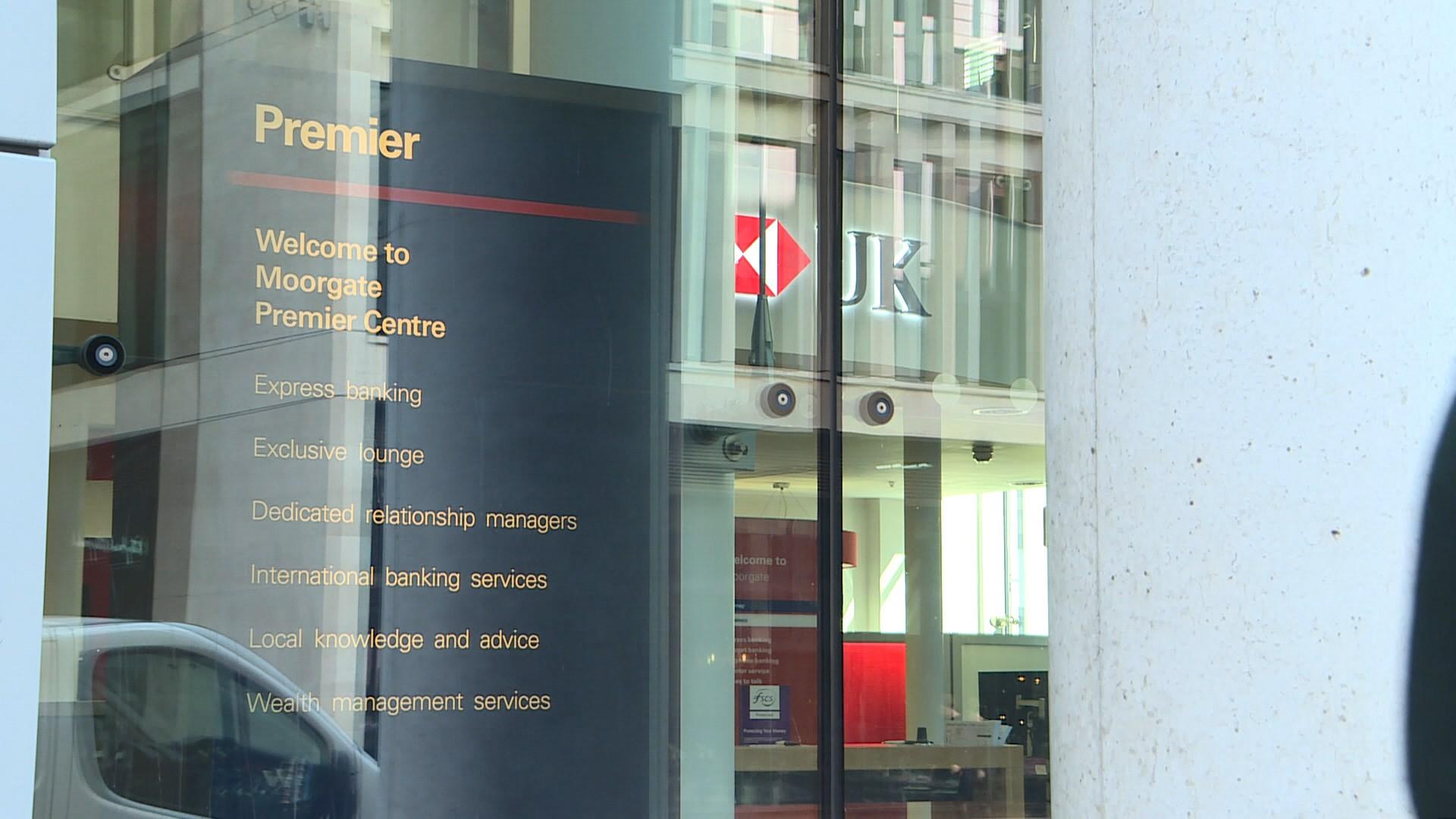 滙豐倫敦總部一員工確診感染新型肺炎