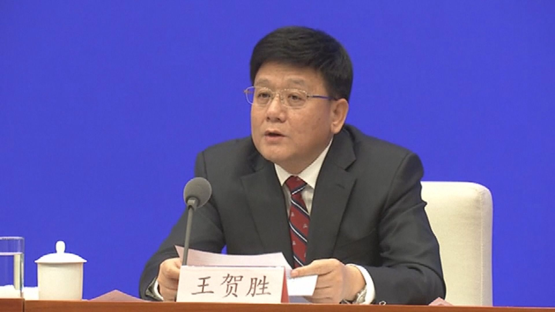 王賀勝調任湖北省委常委
