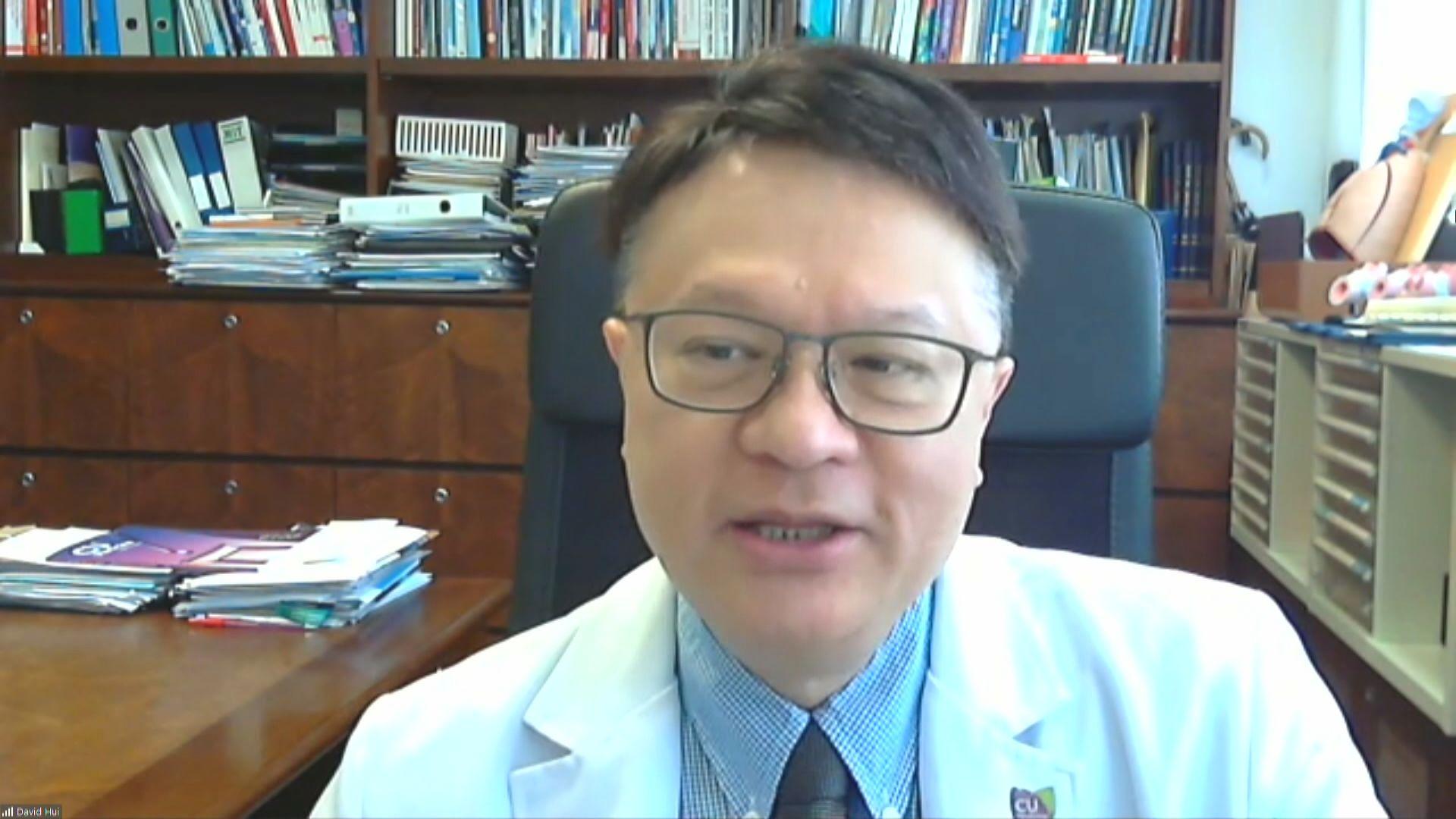 許樹昌:若新增個案維持單位數 可考慮逐步放寬措施