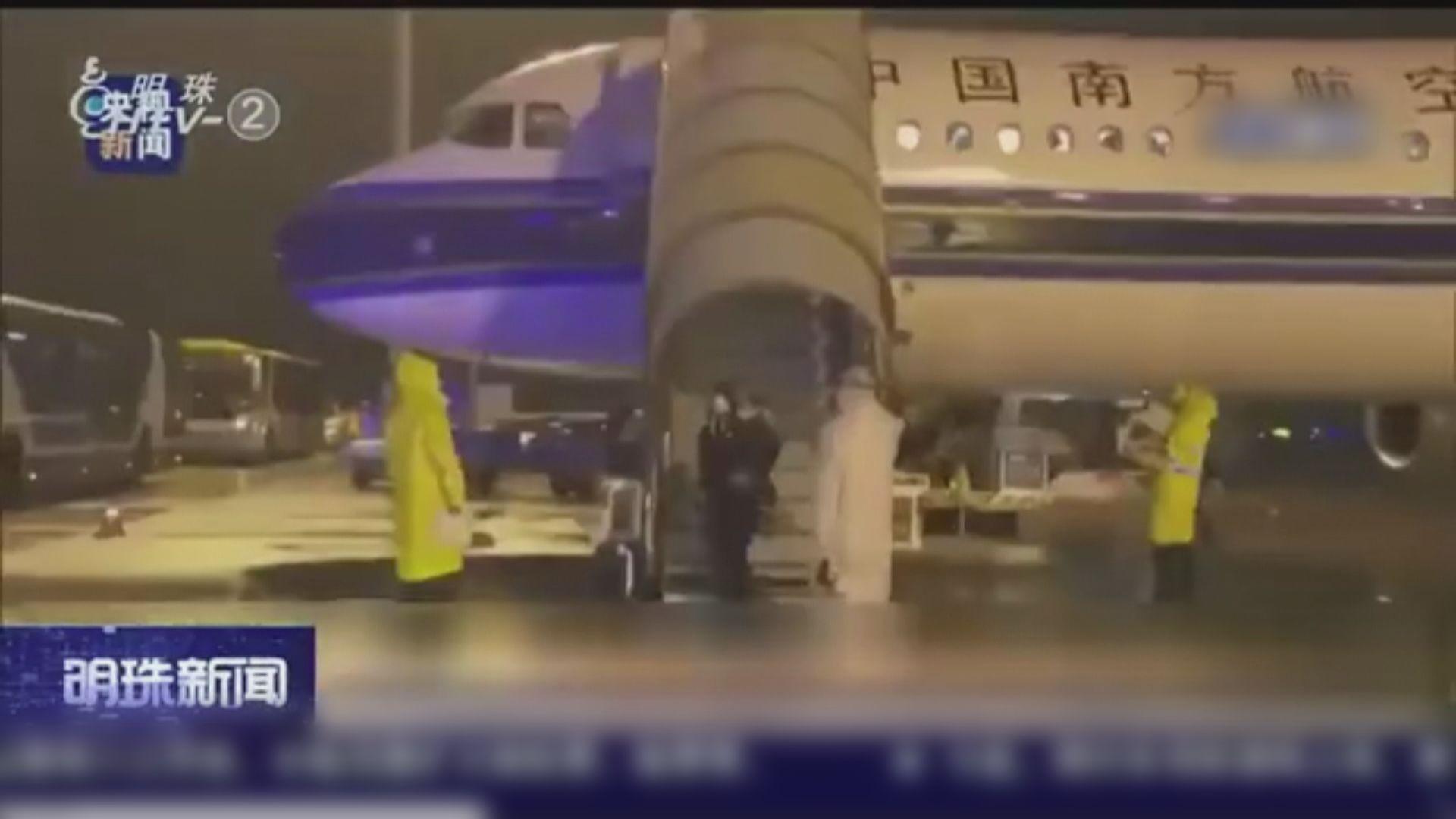 杭州蕭山機場以公安原因 取消深圳和廣州航班