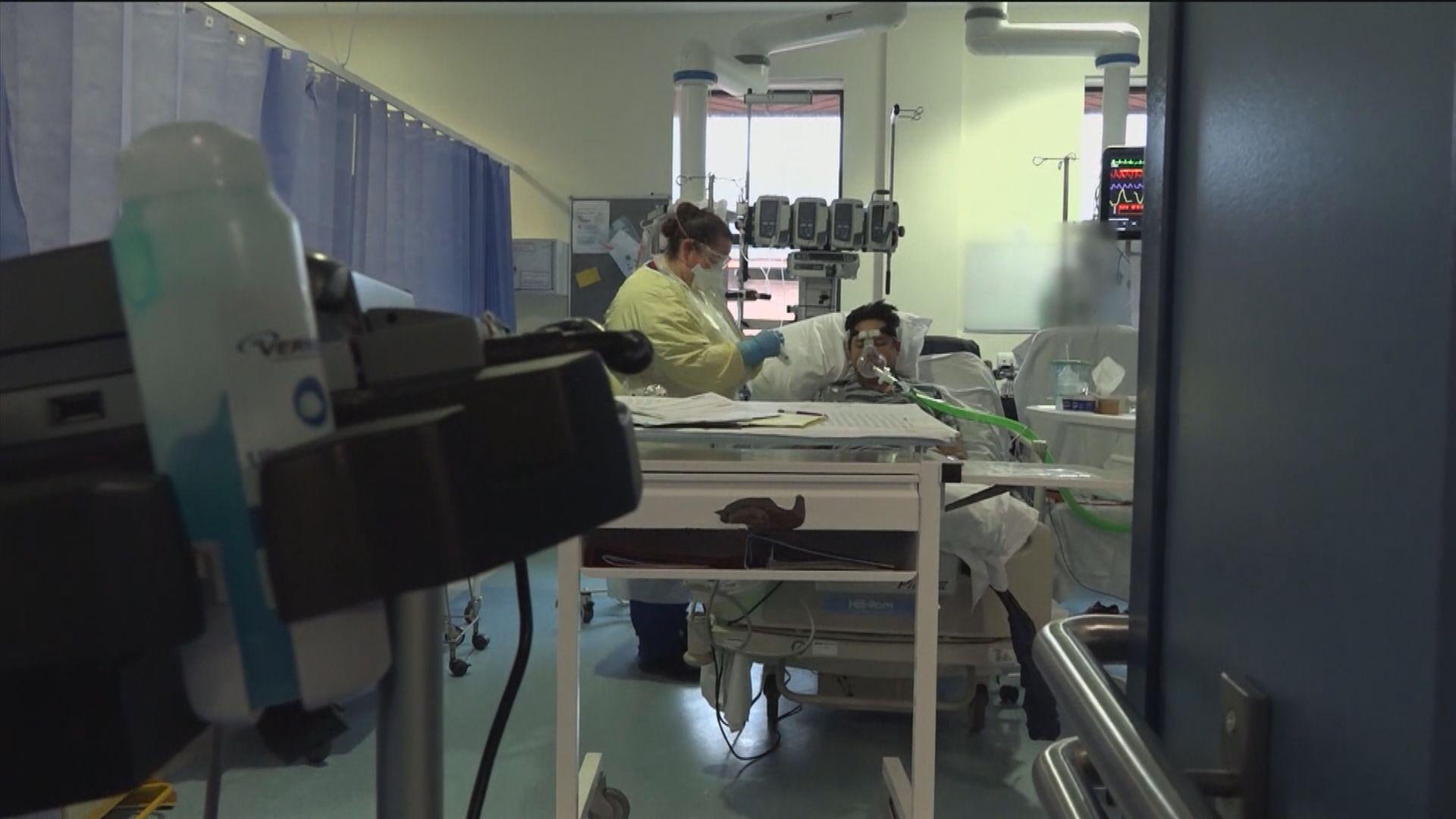 英研究指新冠病毒患者最少半年不再受感染
