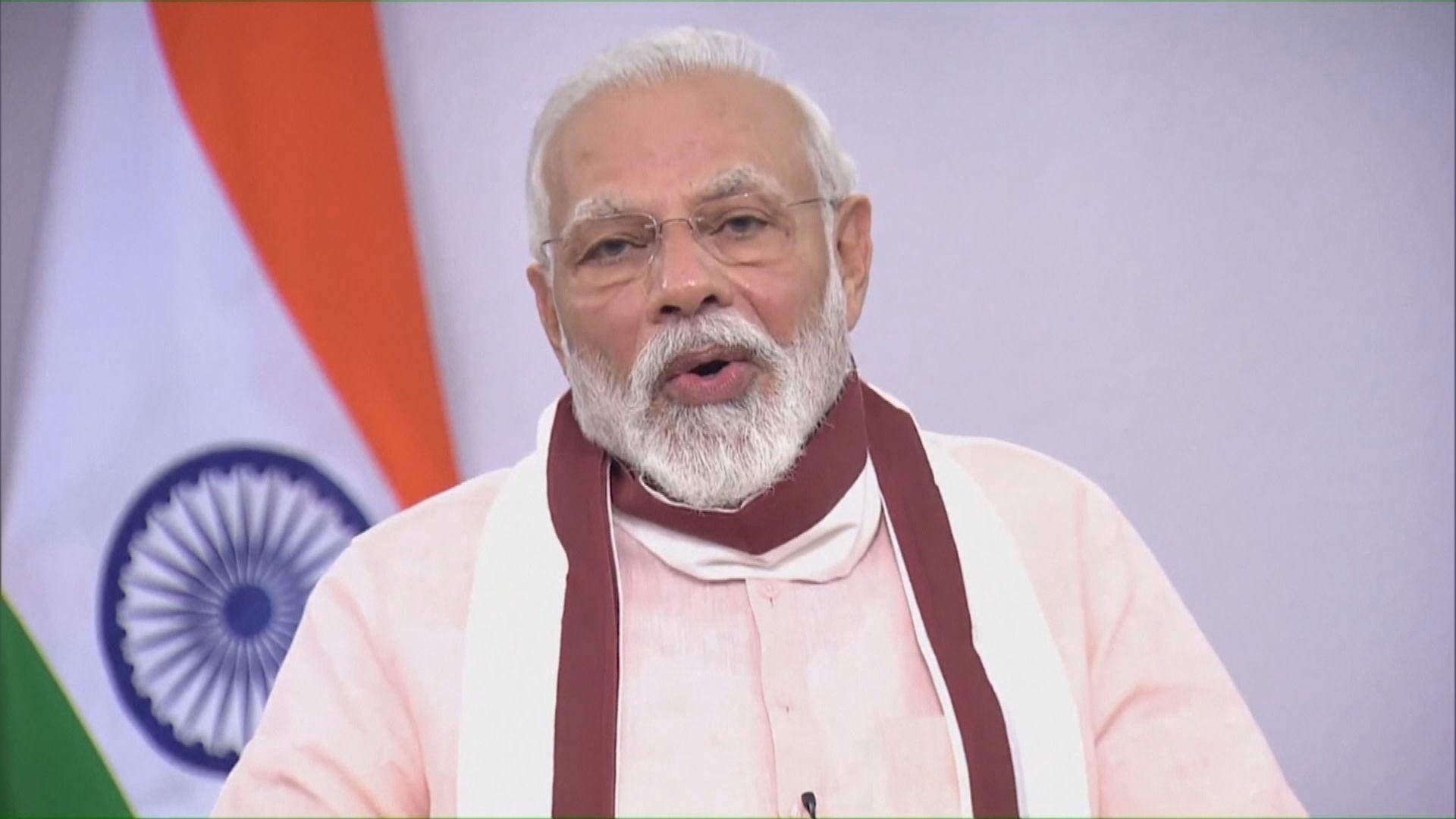 印度推出約2700億美元新刺激經濟方案