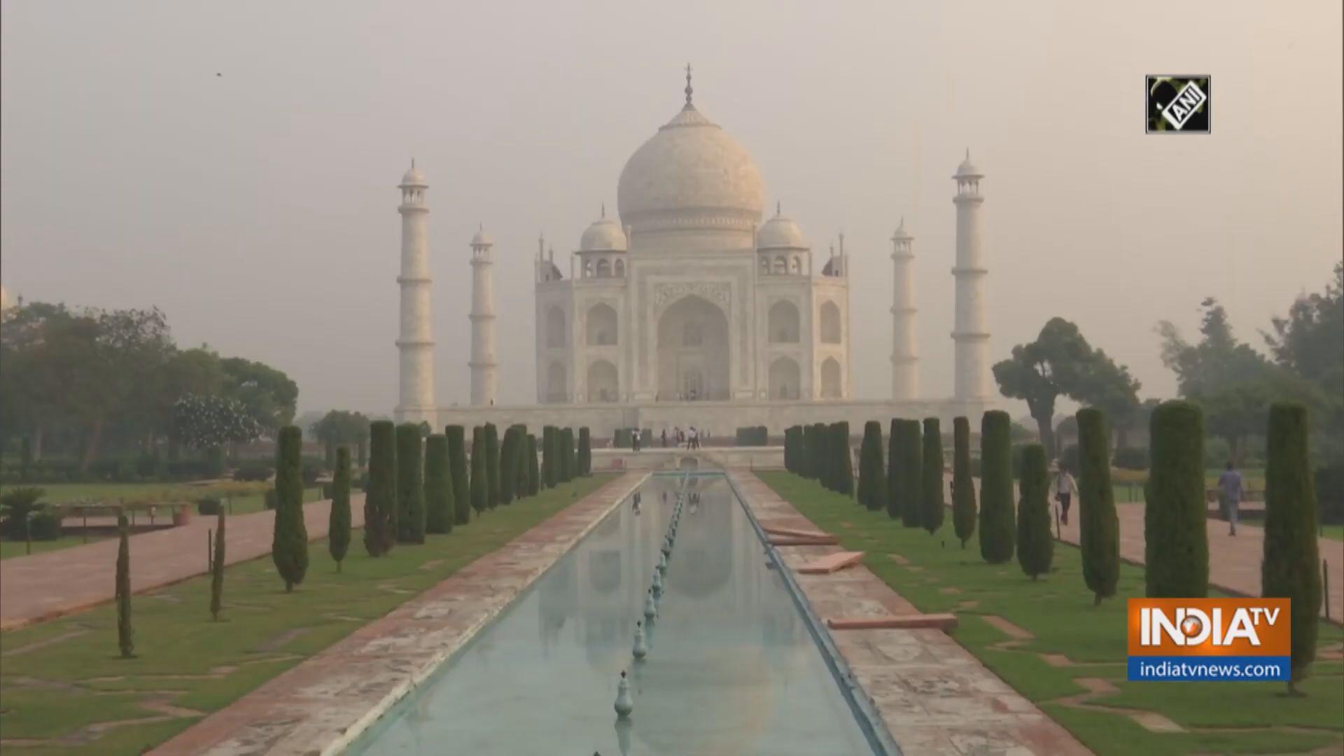 印度單日增逾八萬宗確診 惟泰姬陵相隔半年重開