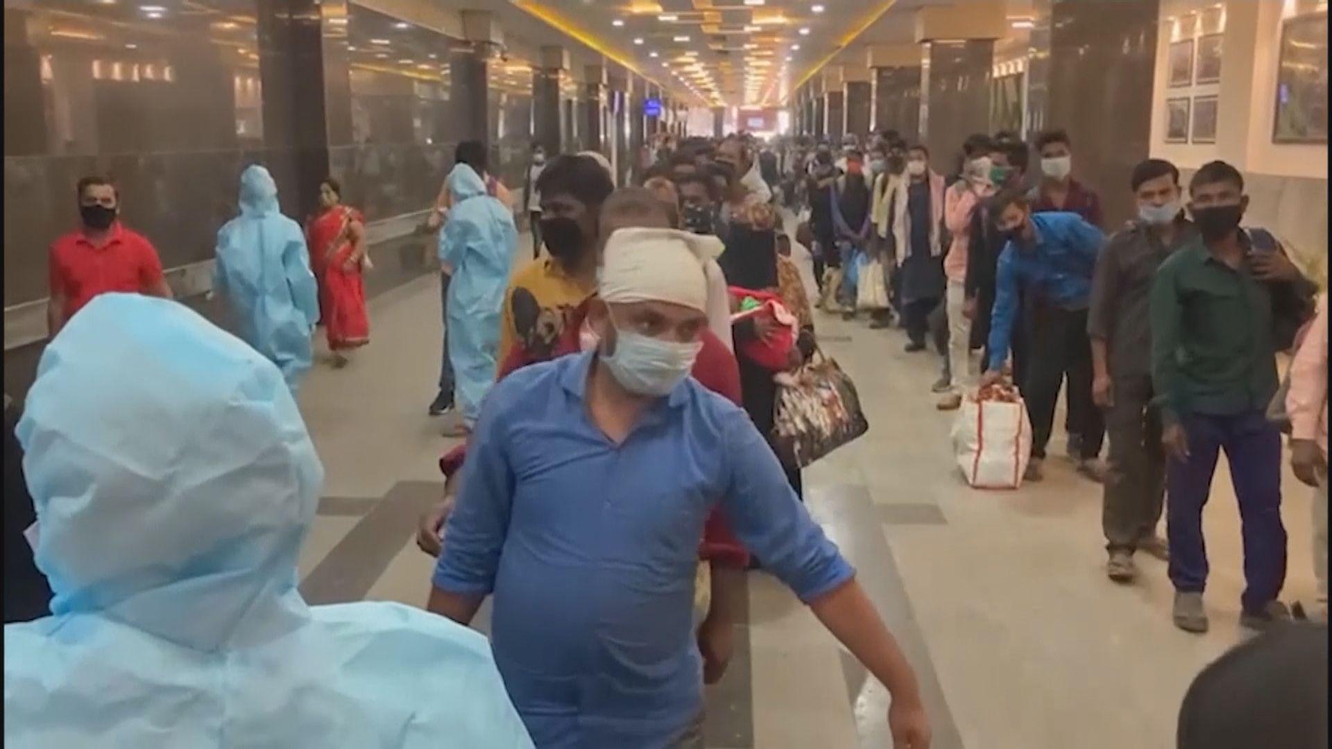 印度新冠疫情反彈 孟買單日新增近3000宗確診