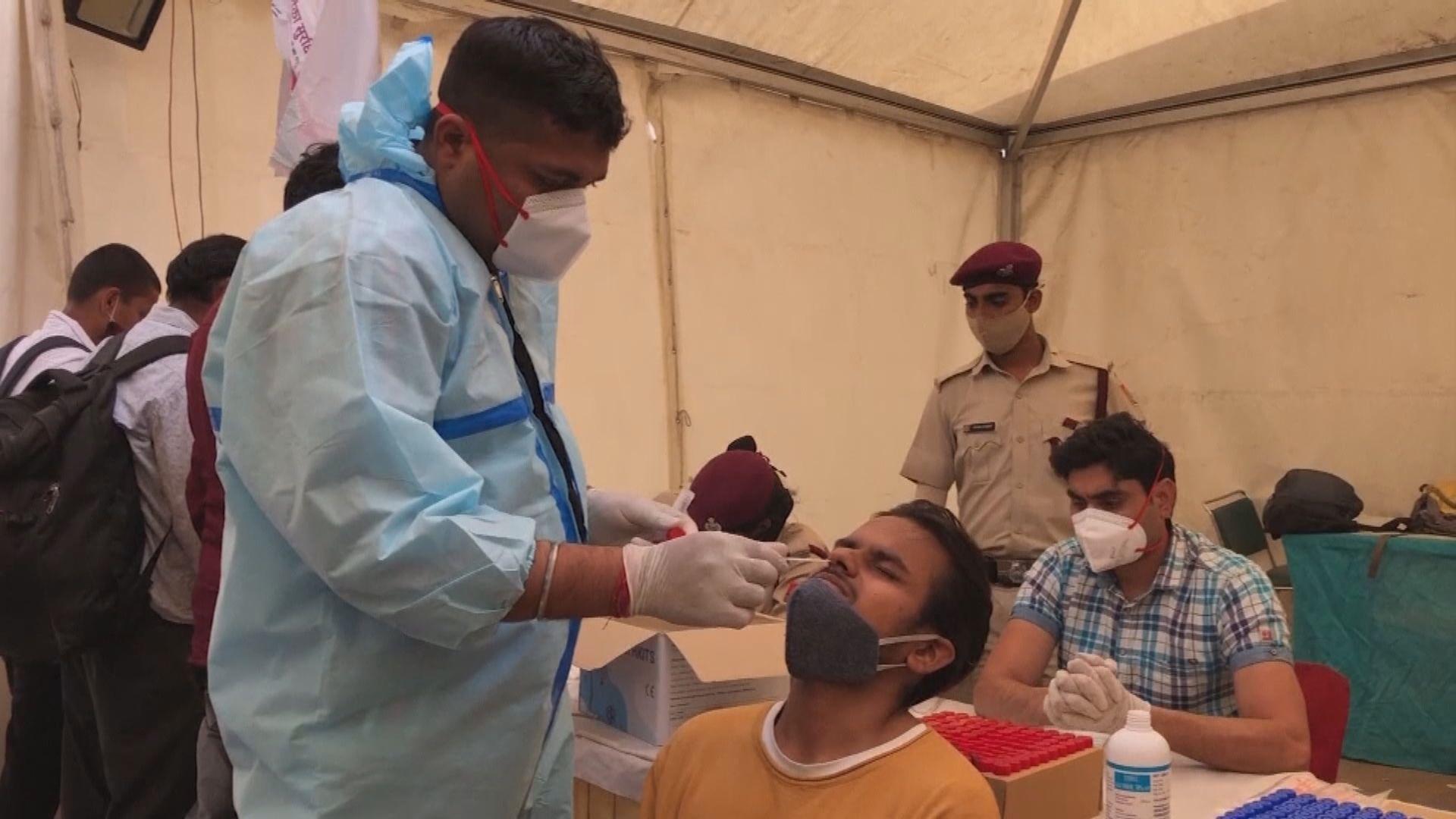 印度發現「雙重突變」新冠病毒株 暫停出口阿斯利康疫苗