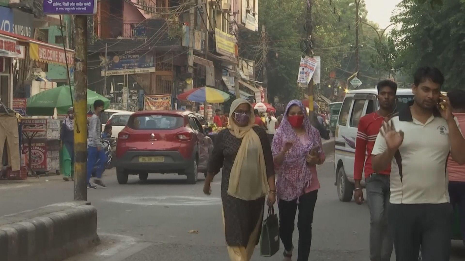 印度馬哈拉施特拉邦疫情嚴重再收緊新防疫措施
