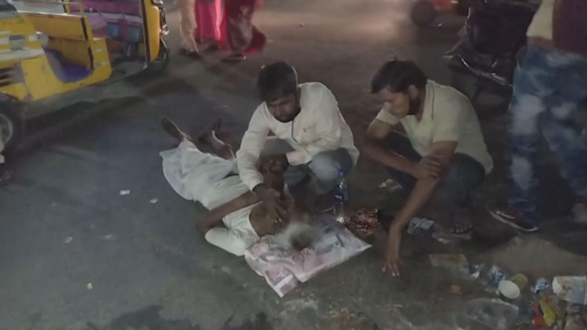 世衛專家:印度最多或有5億人感染新冠病毒