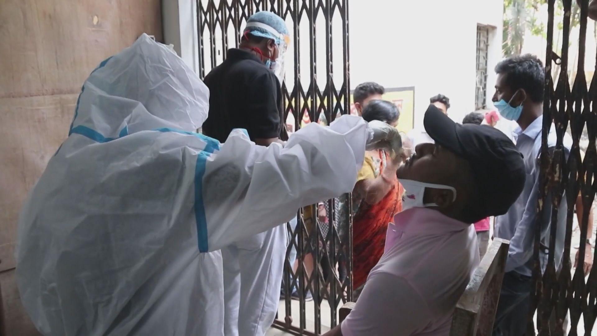 習近平向莫迪致電慰問 願向印度提供抗疫支持