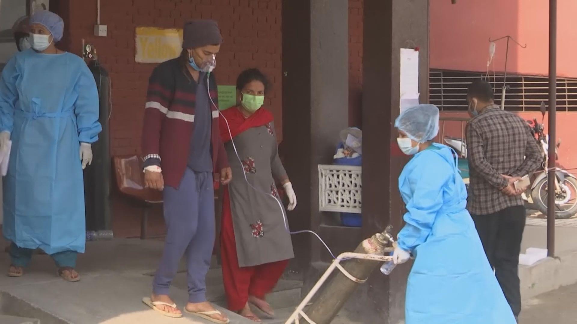 印度疫情未見受控 氧氣需求急增七倍但供應仍嚴重短缺