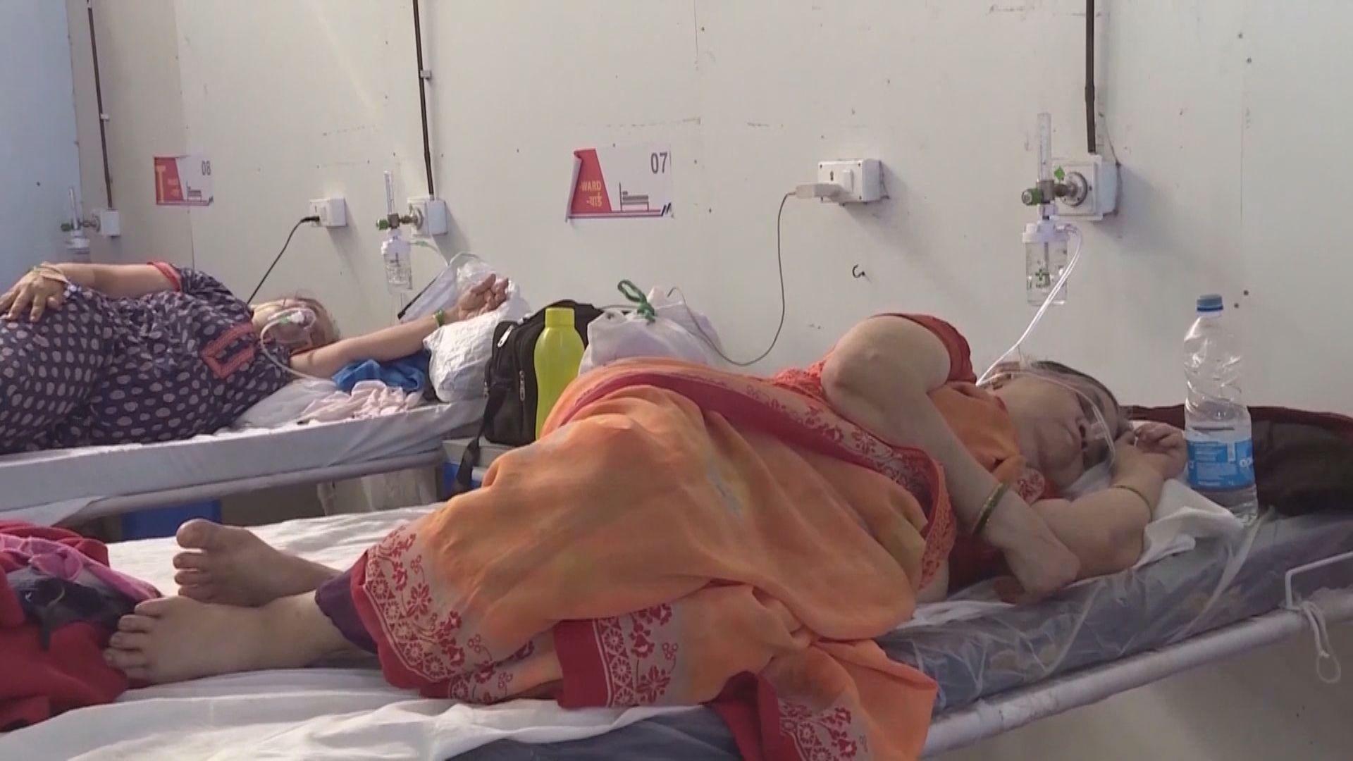 印度染疫死亡個案首次突破四千