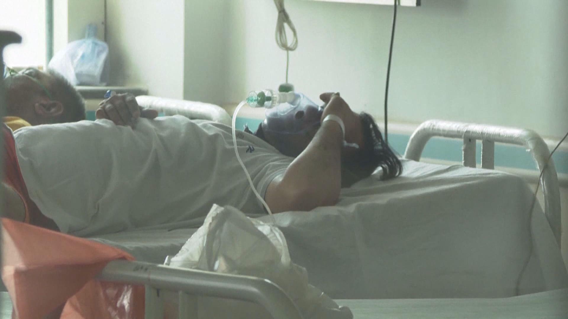 印度多名新冠病毒康復者感染毛黴菌