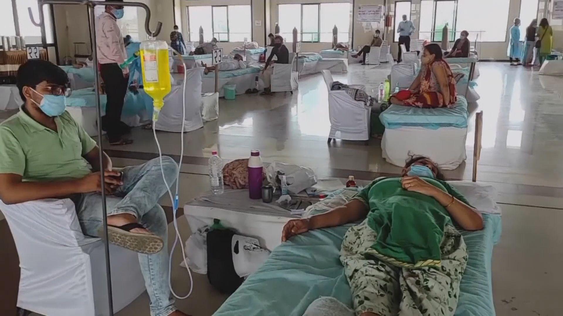 世衛專家:印度疫情失控源於政府放鬆警惕
