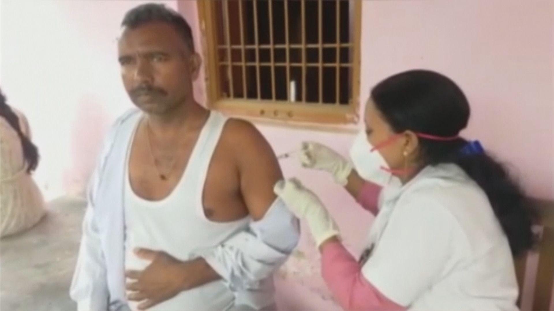 印度新冠疫苗供應不足 德里地區暫停為年輕人注射