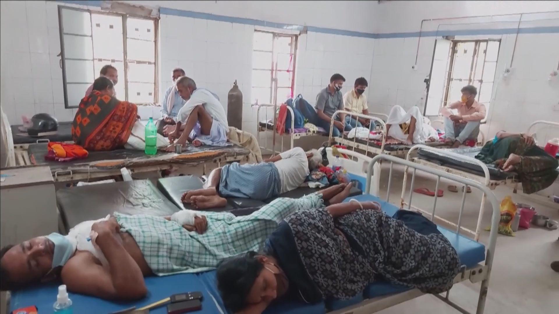 印度:Delta變種病毒株傳染力更強