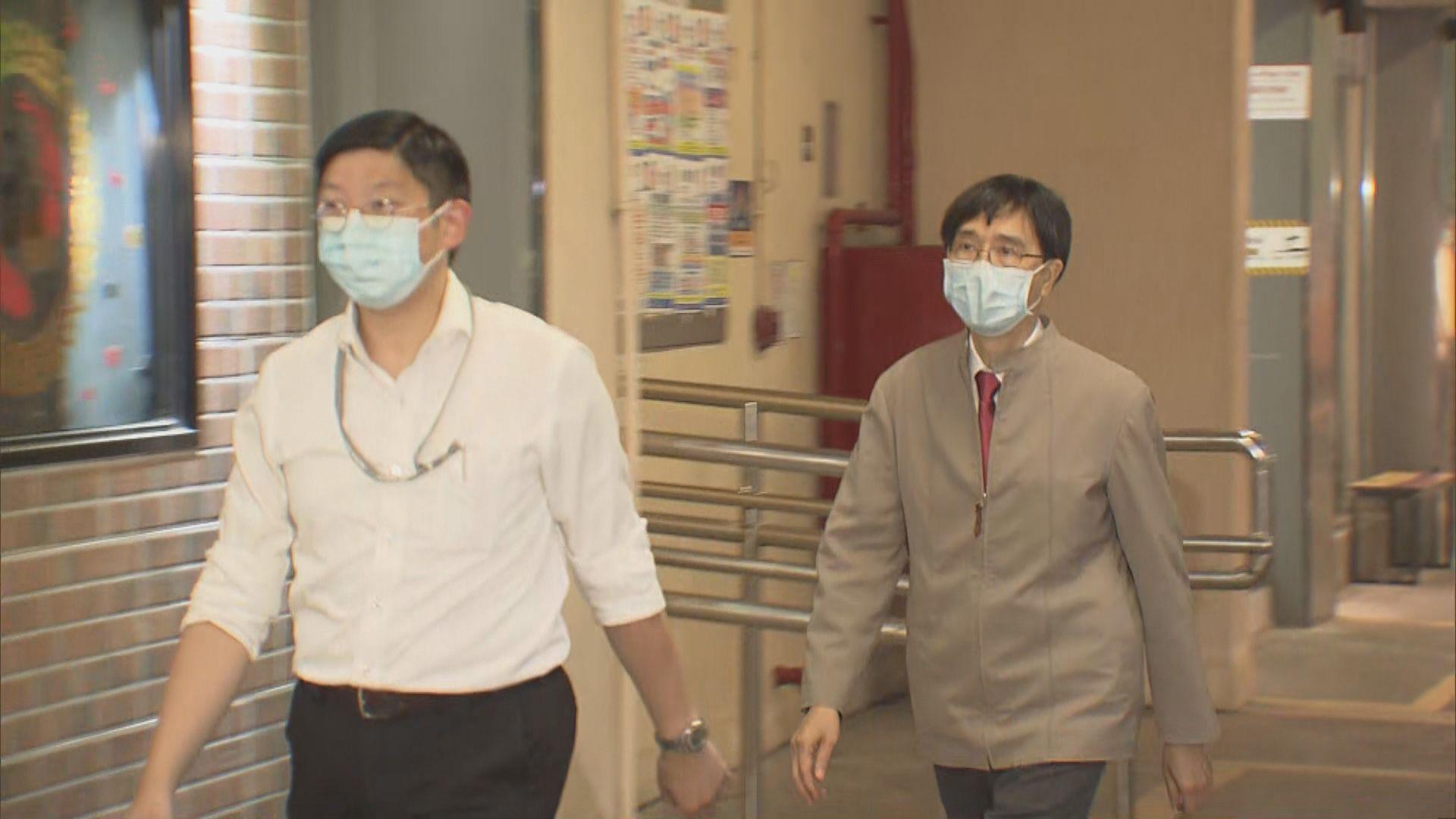 袁國勇:確診四歲男童較大機會於一月已在居所感染病毒