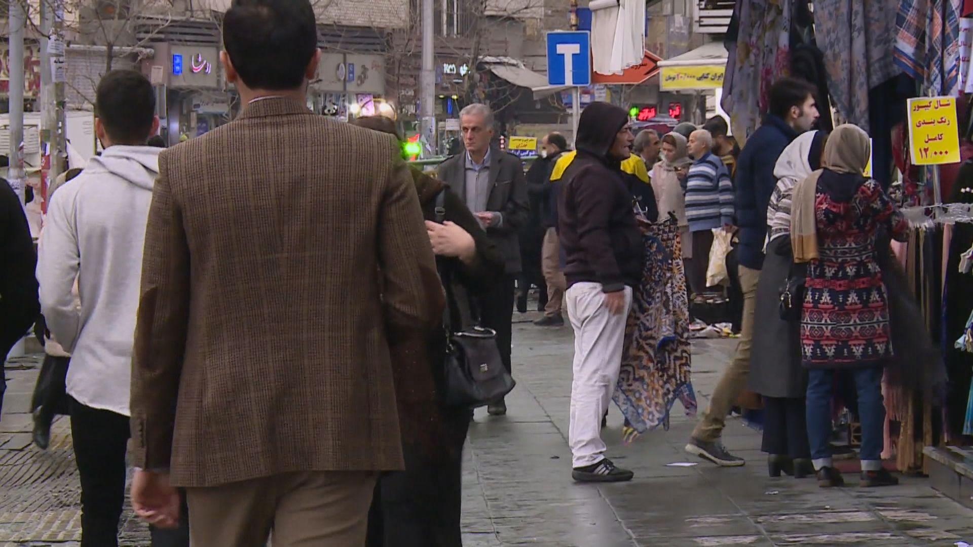 伊朗再多13人確診 累計18宗